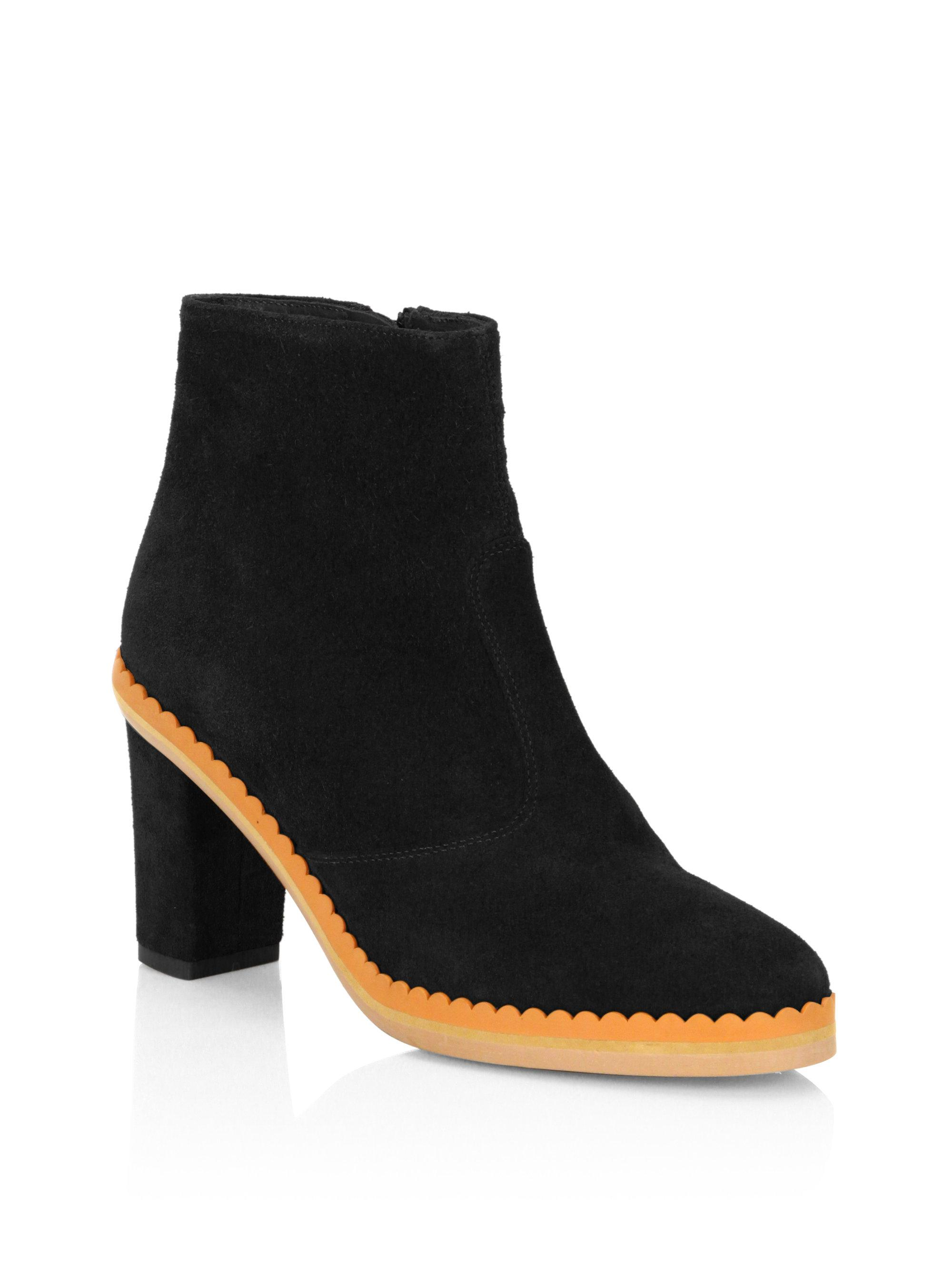 See by Chloé Stasya High Boot Noir yEHEIX7g