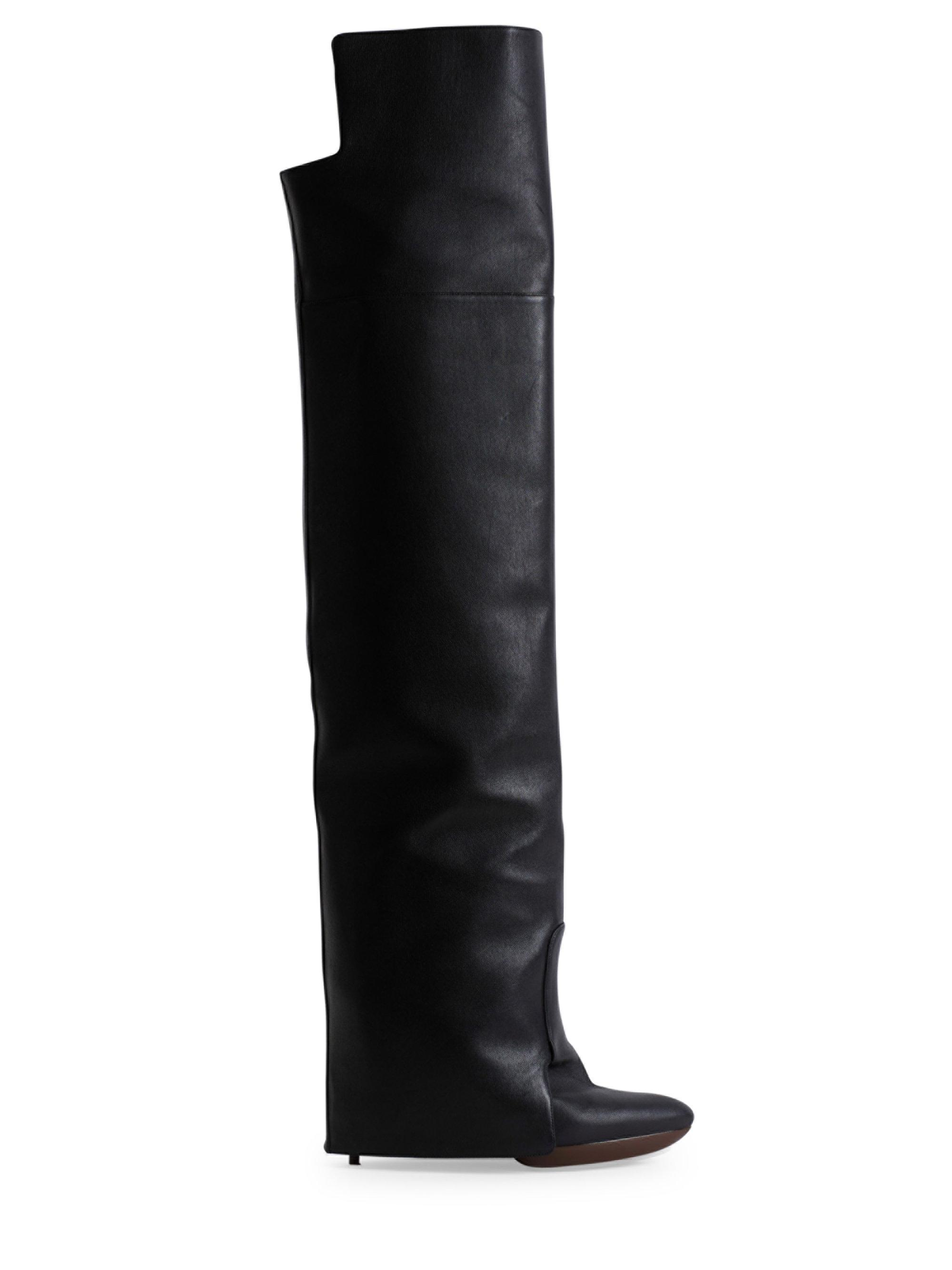 Gallery. Previously sold at: Saks Fifth Avenue · Women's Thigh High Boots