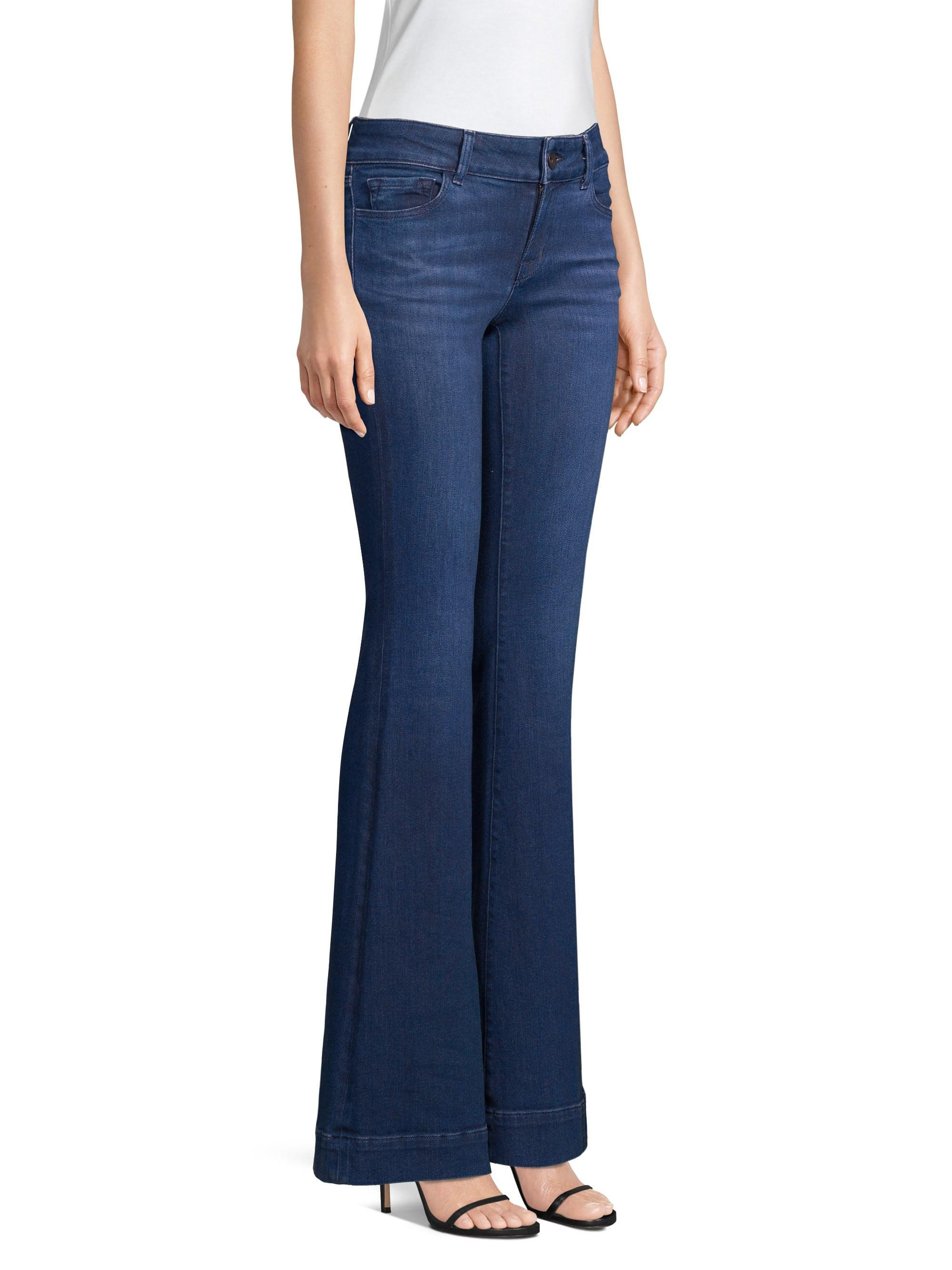 17c04b5ed6bd J Brand - Blue Women s Lovestory Flare Jeans - Nebular - Size 30 (8). View  fullscreen