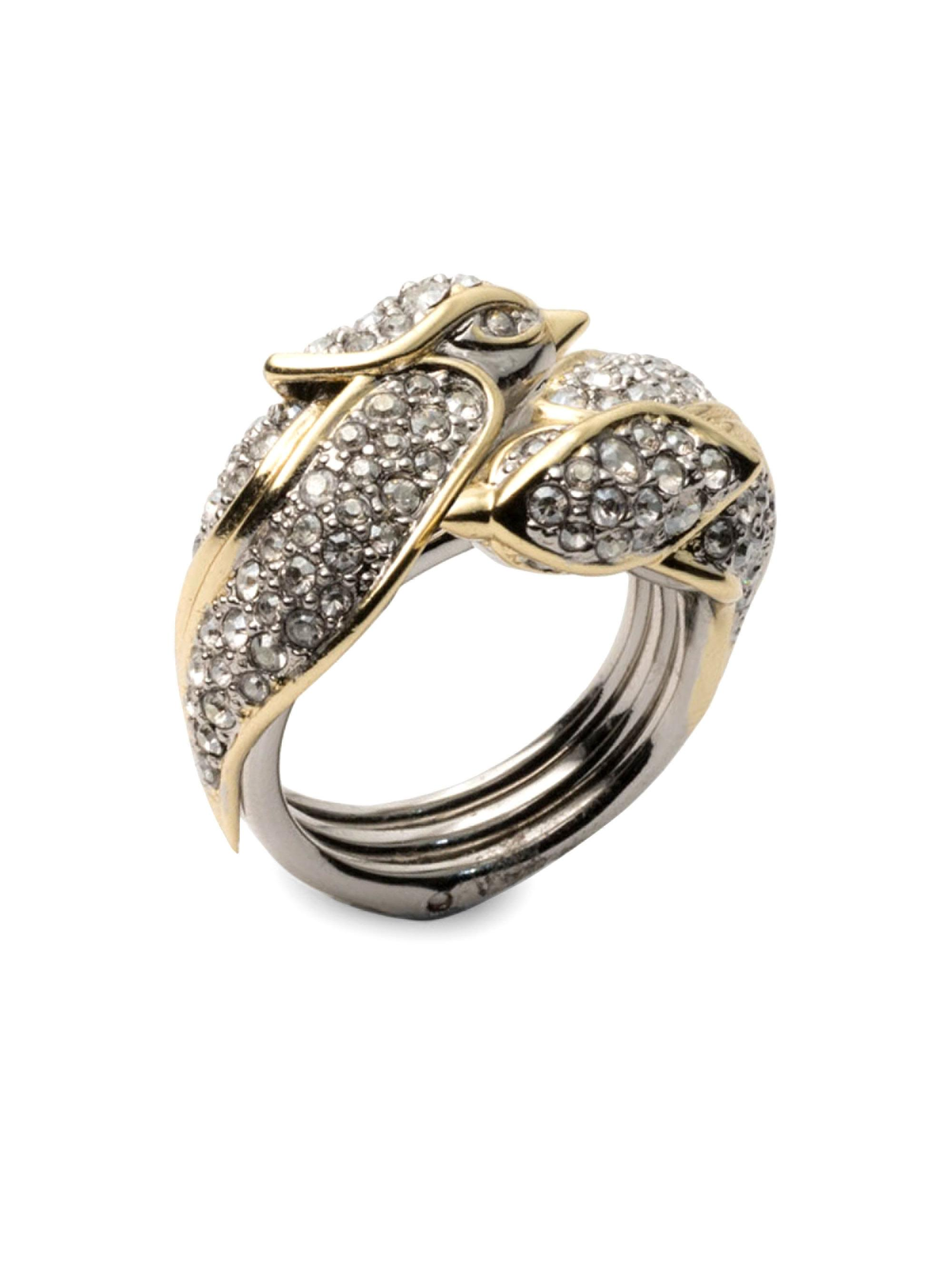 jewelry product rings white quartz bittar doublet gallery alexis grey gold lyst in and labradorite ring