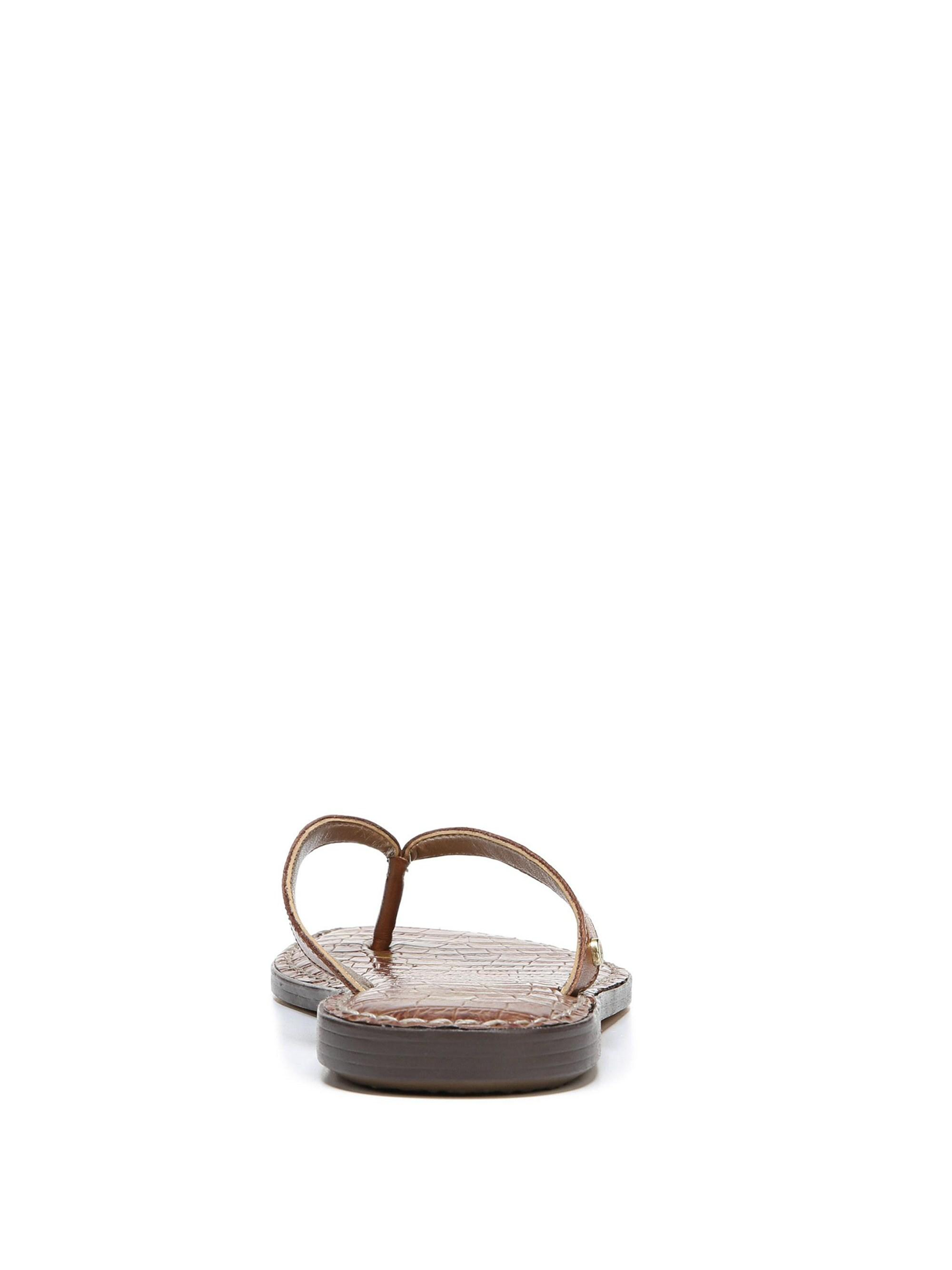98270fca4df4c Gallery. Previously sold at  Saks Fifth Avenue · Women s Gladiator Sandals  Women s Jeweled Flat Sandals Women s Sam Edelman ...