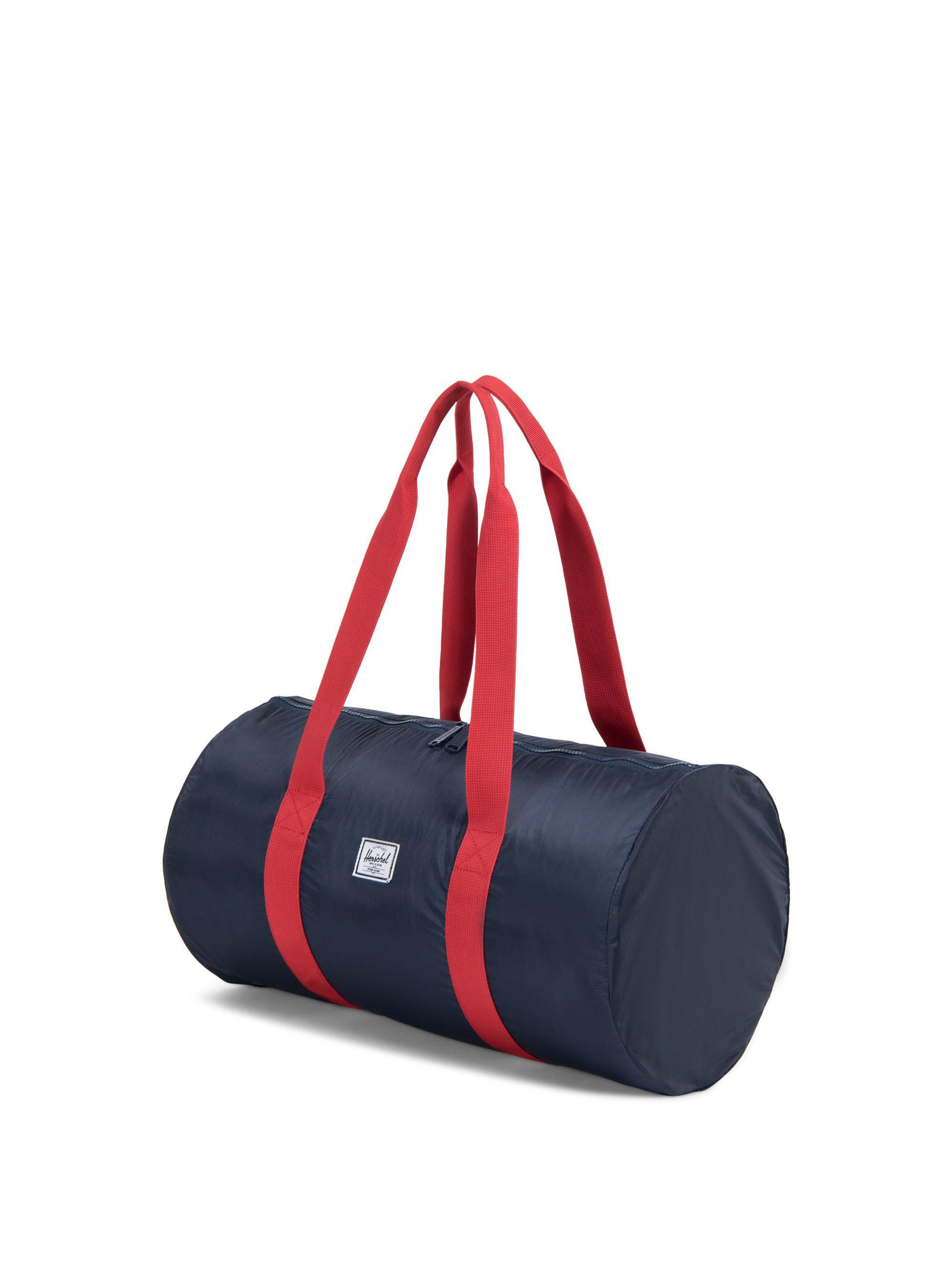 75fff7fa6f3e Herschel Supply Co. Packables Packable Duffel Bag in Red for Men - Lyst