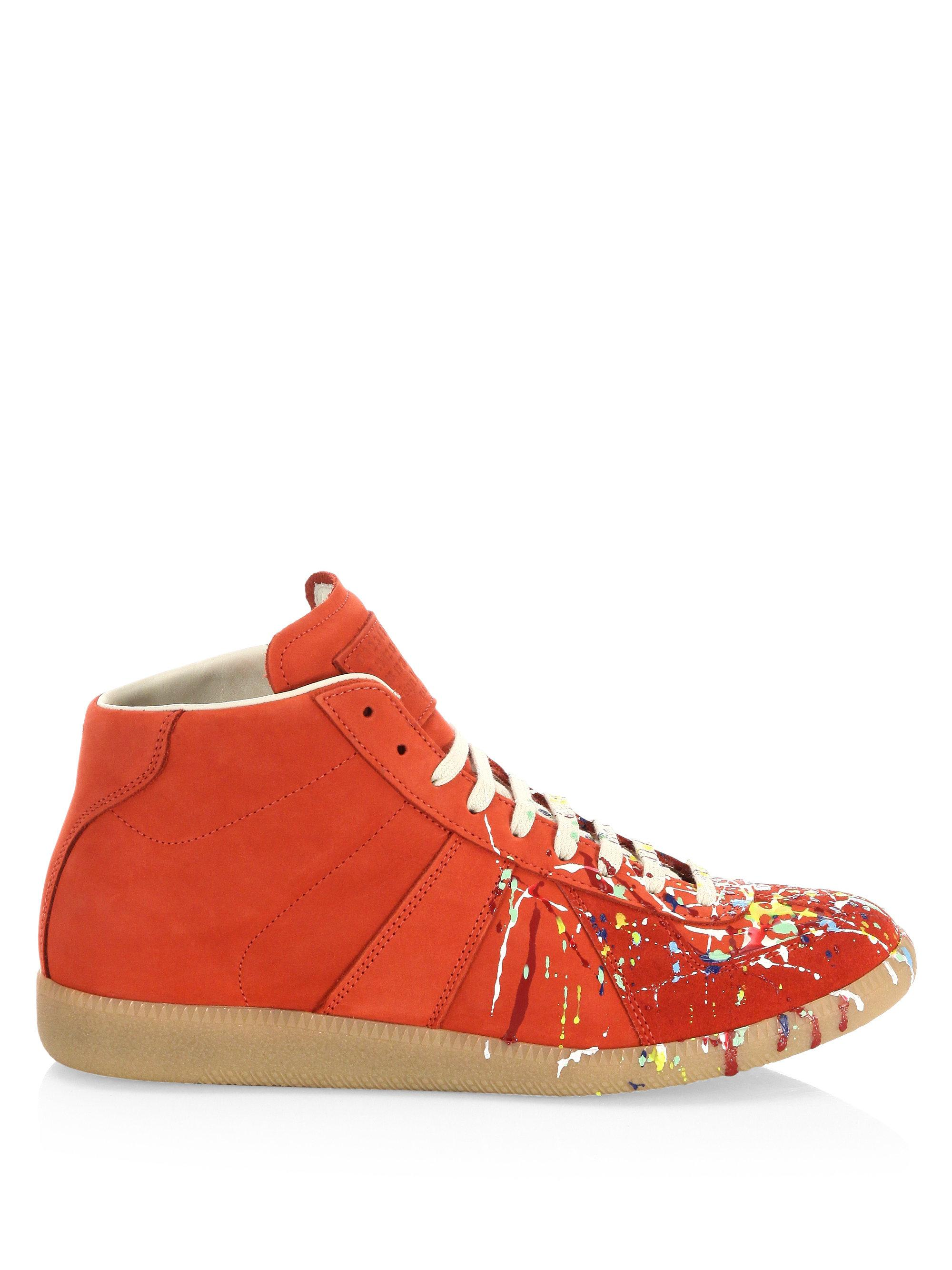 For Sale Online Replica sneakers - Yellow & Orange Maison Martin Margiela Sale Pay With Visa iH8CTVHwM