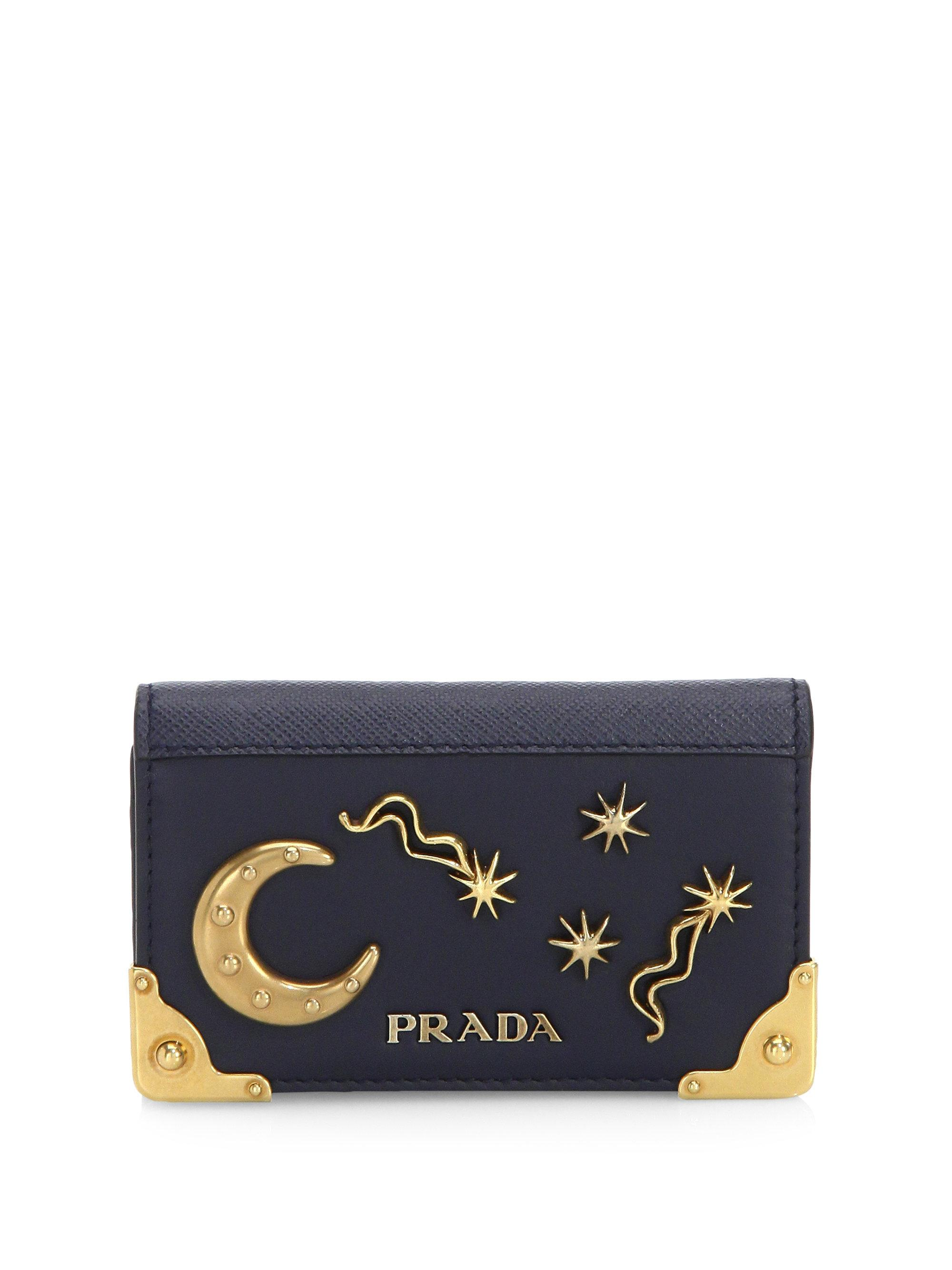 Card Holder Wallet Prada - Famous Wallet 2018