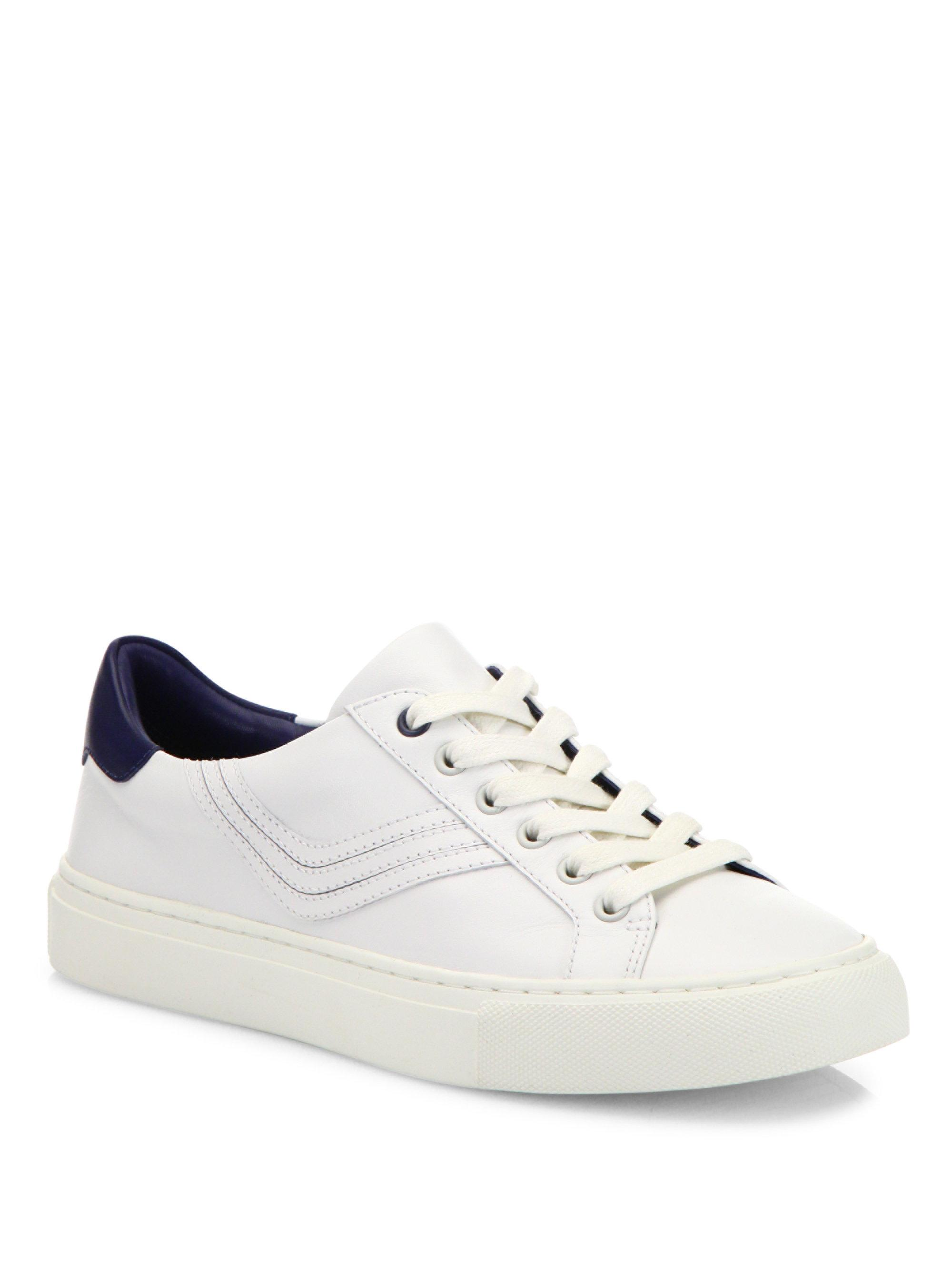 Tory Burch Embossed Low-Top Sneakers sale eastbay NWuxXLhYw