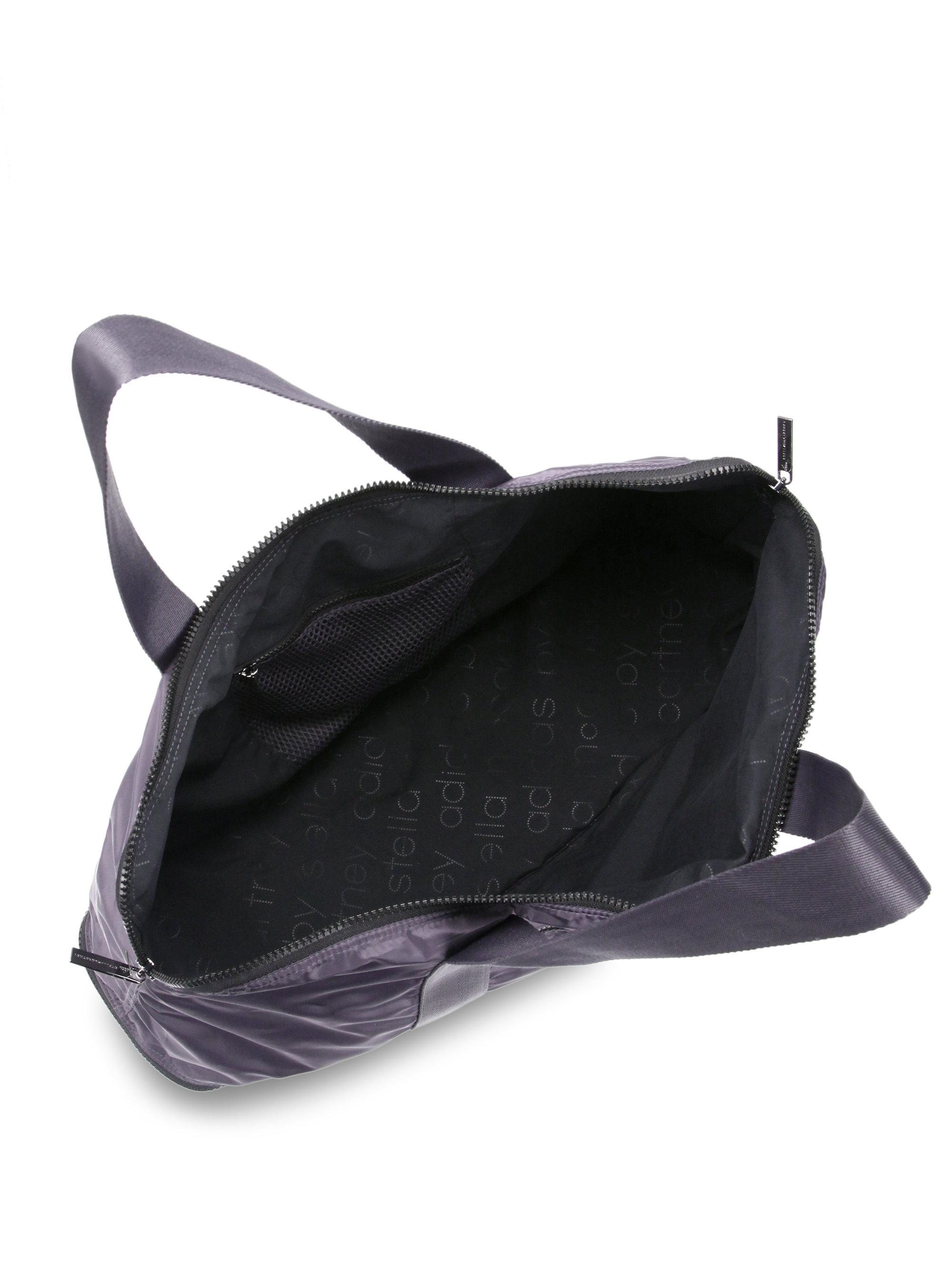 e4a03a7c1c Lyst - Adidas By Stella Mccartney Zippered Yoga Bag for Men