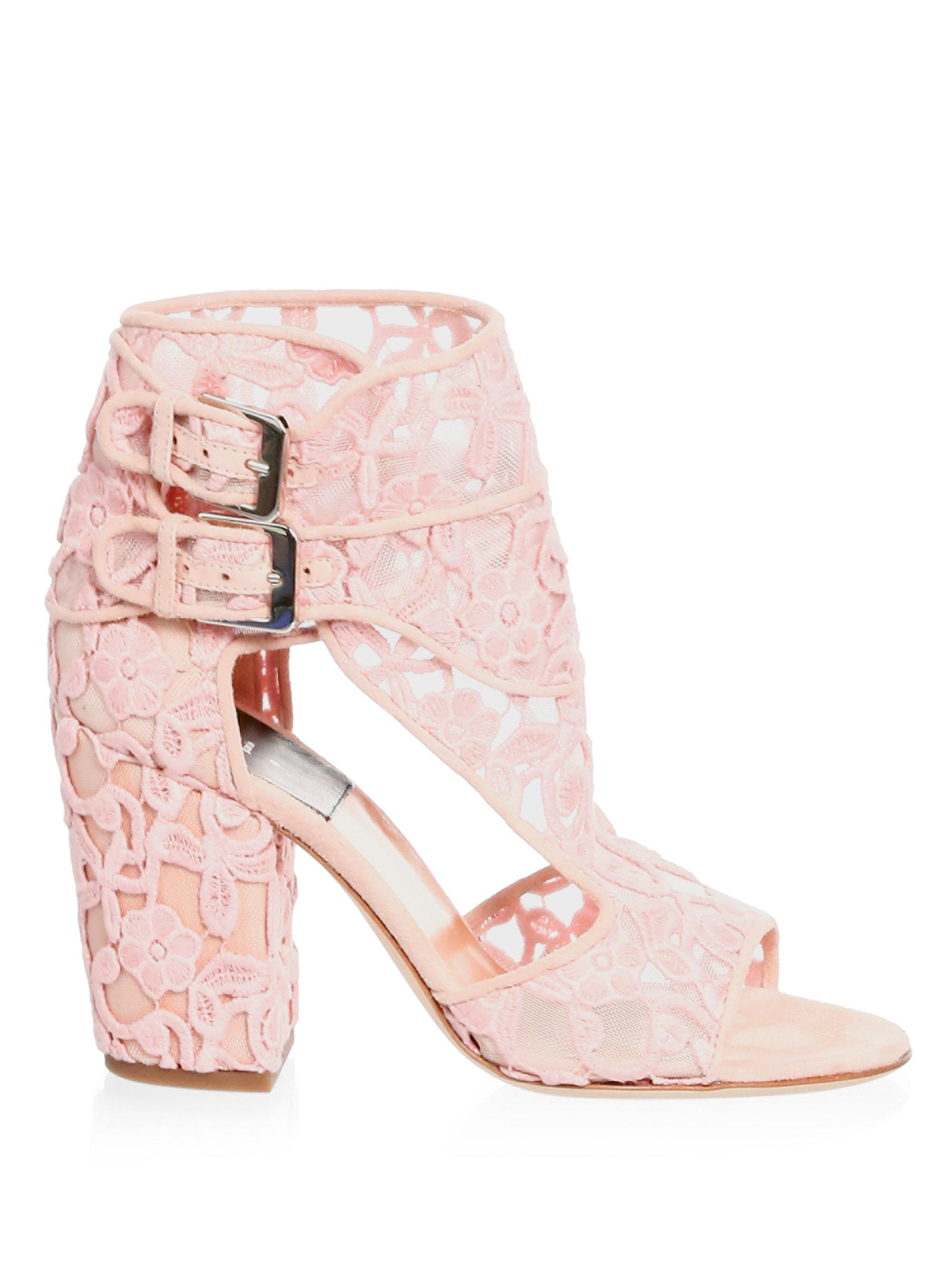 LAURENCE DACADE Lace buckle sandals Outlet Free Shipping Cheap Sale Fast Delivery 4NuFB
