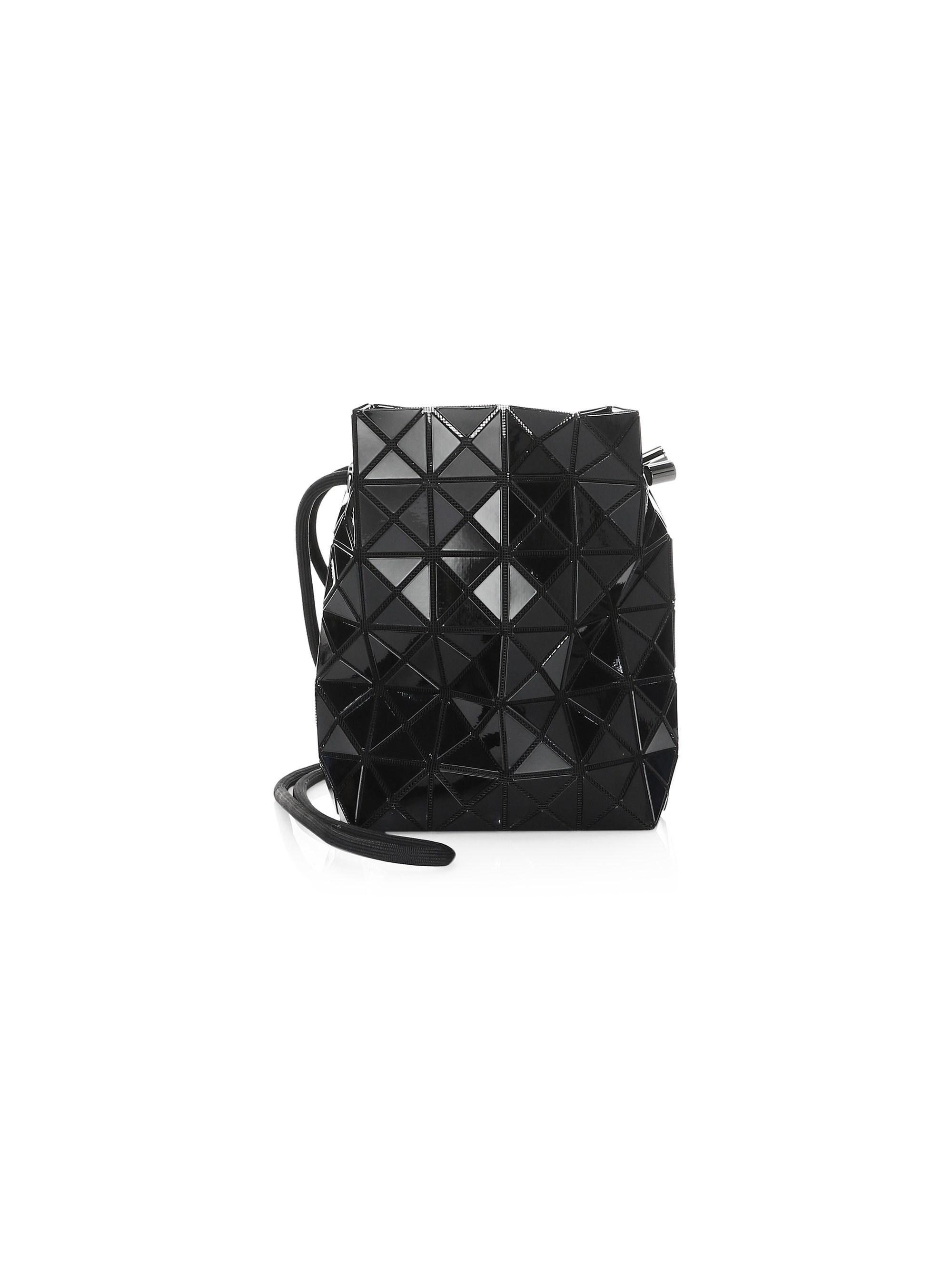 Lyst - Bao Bao Issey Miyake Women s Wring Bucket Bag - Black in Black 505833be57afc