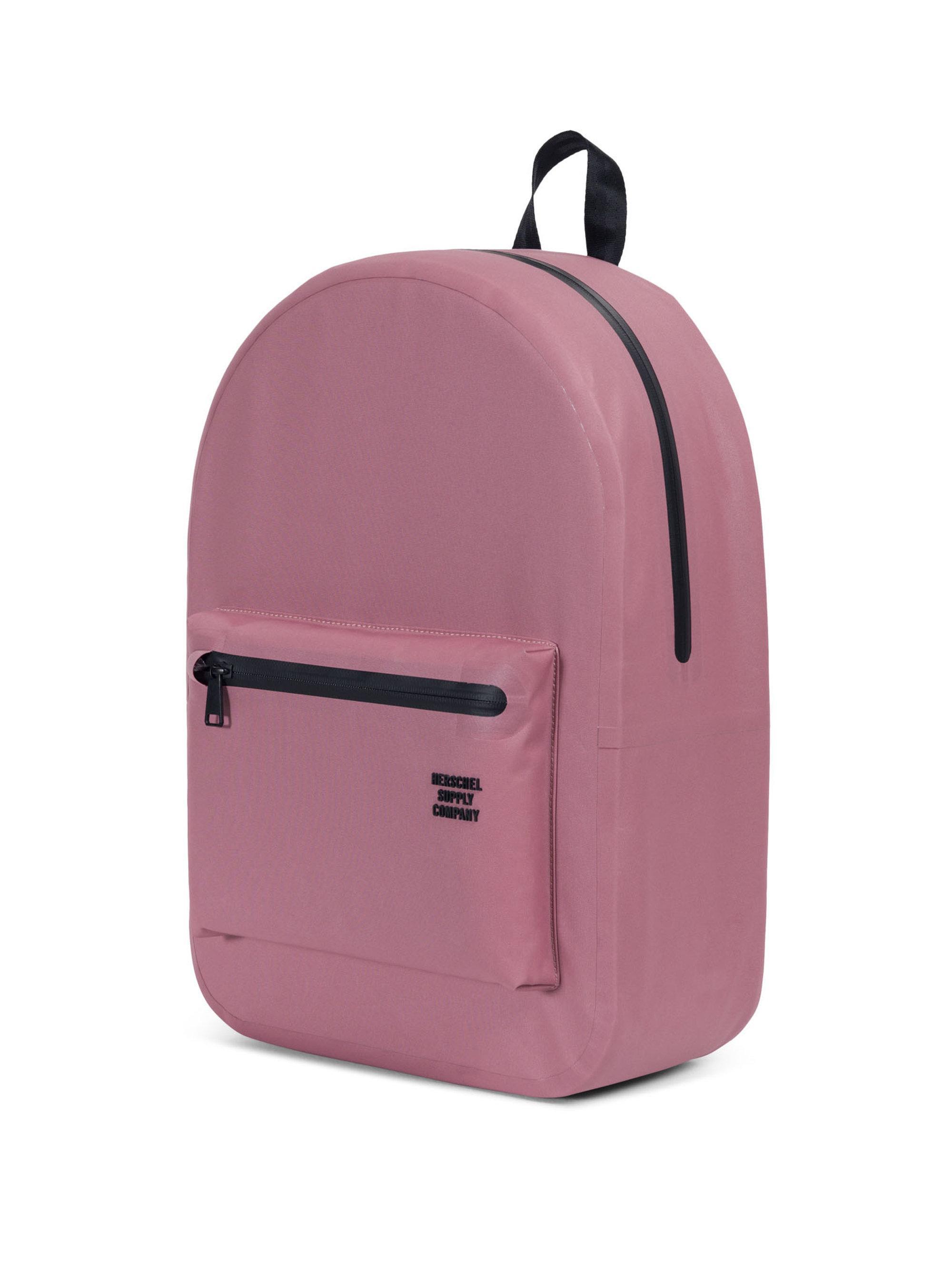 bf0ba6beda9 Herschel Supply Co. Men s Settlement Tarpaulin Backpack - Ash Rose in Pink  for Men - Save 59% - Lyst