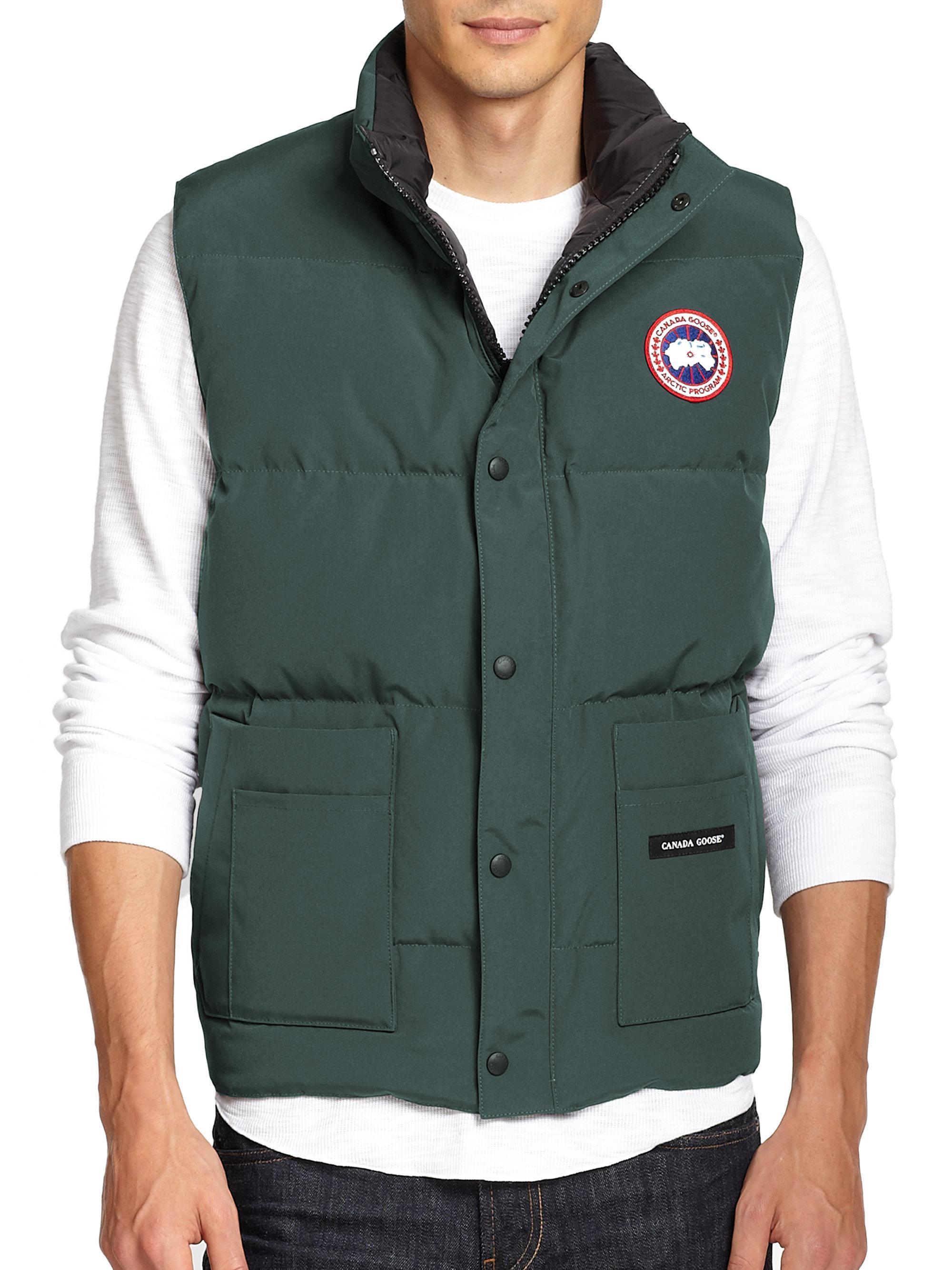 discount code for canada goose freestyle puffer vest herringbone rh mindteez com