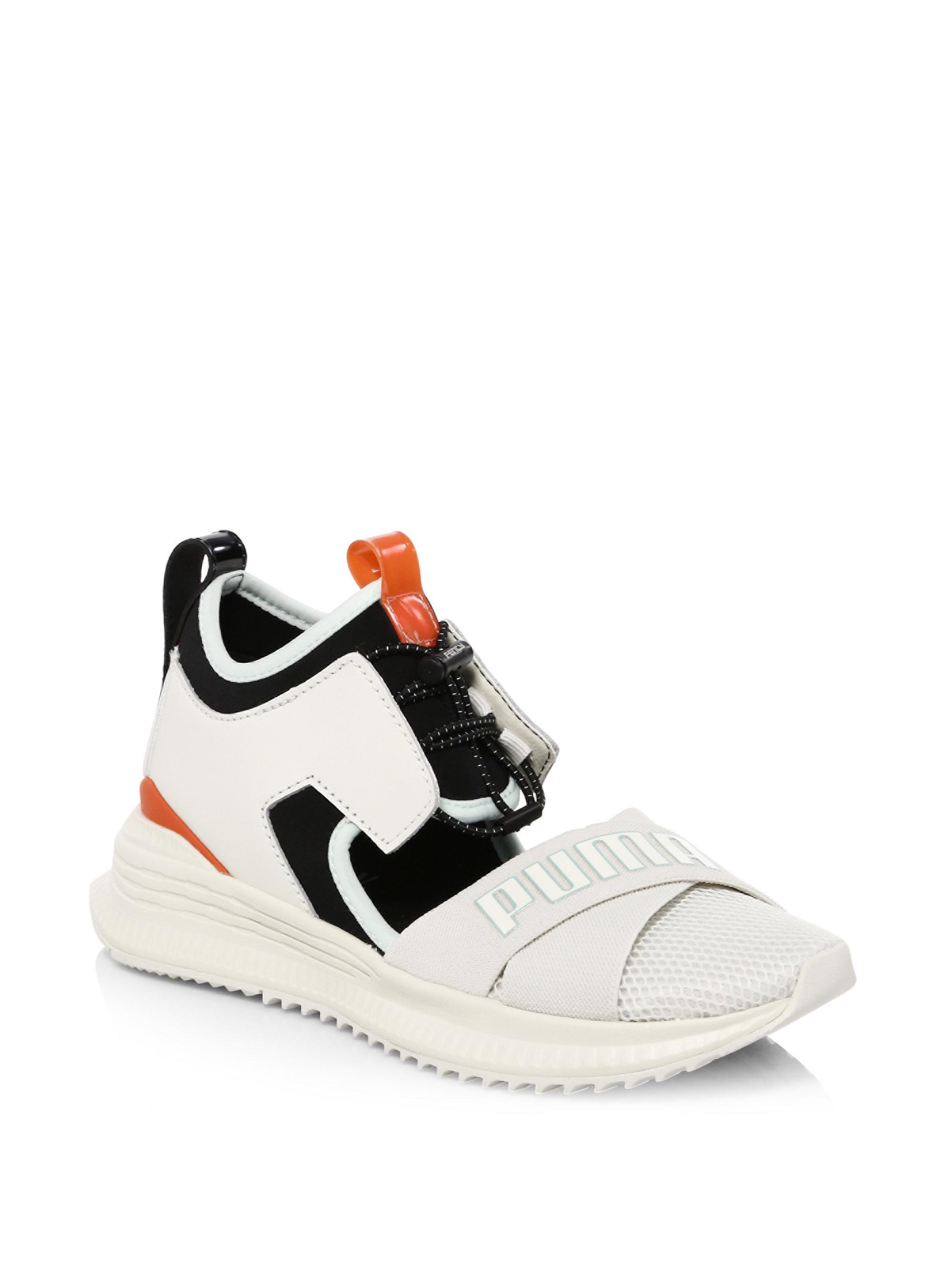 Puma Fenty cutout sneakers LxAYWnt