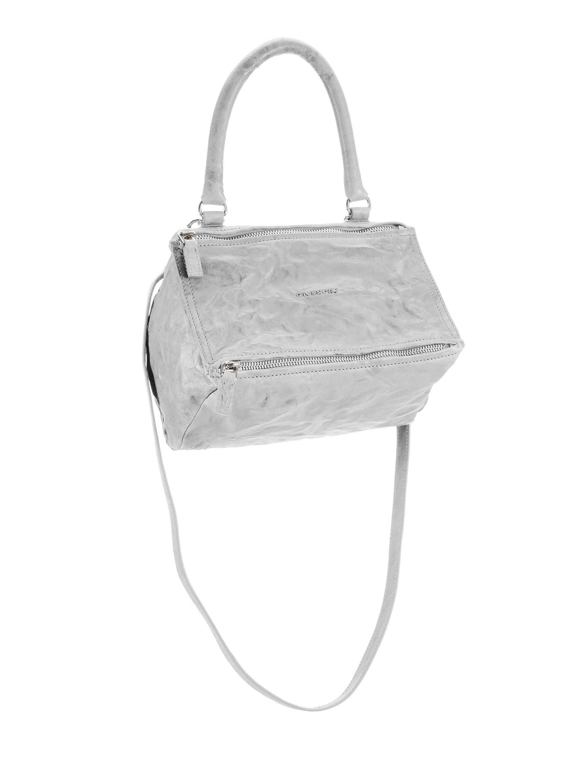 Lyst - Givenchy Women s Pandora Small Pepe Leather Shoulder Bag ... b1bde2612ed36