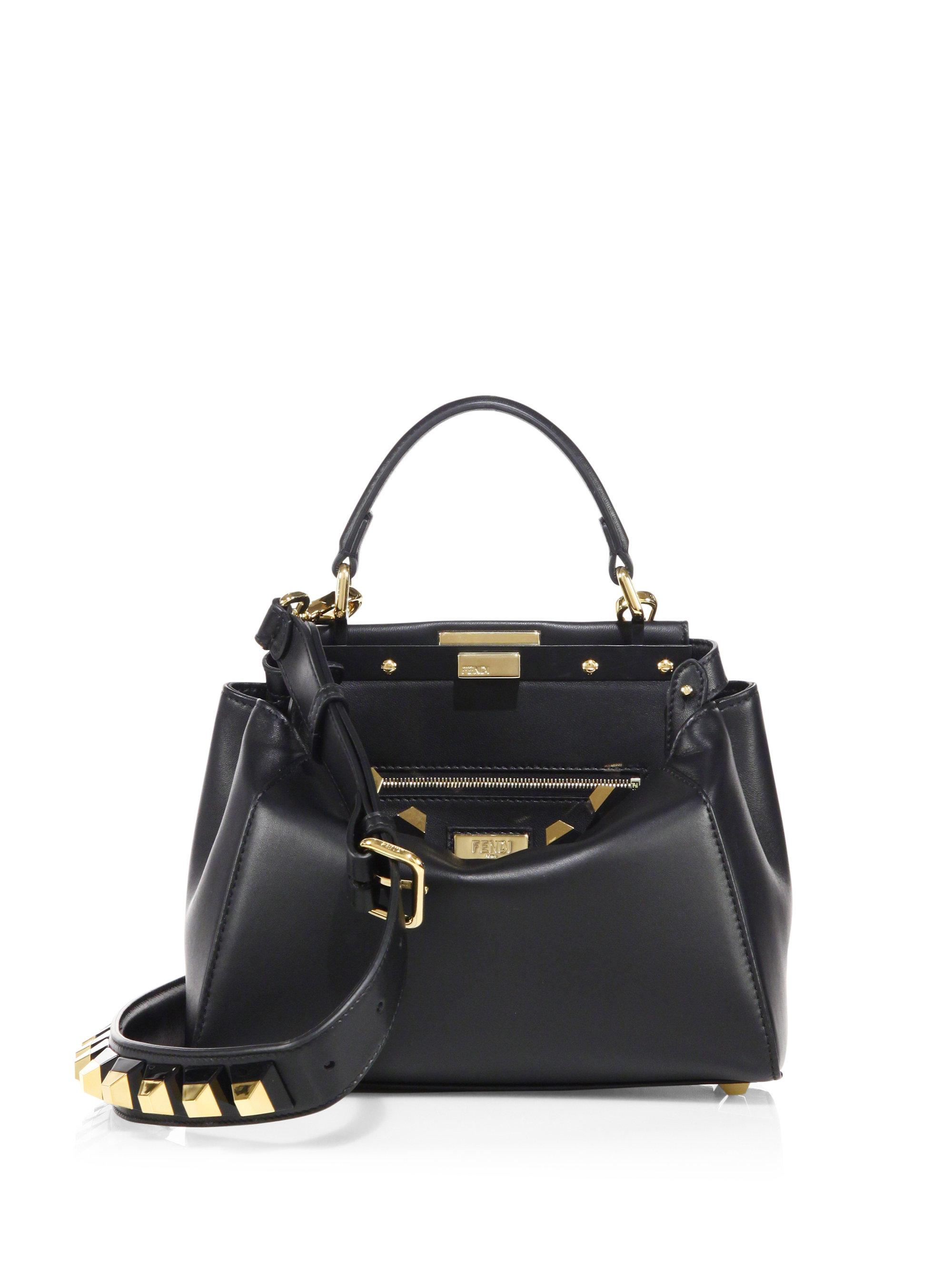 ba55d59f45c4 Gallery. Previously sold at  Saks Fifth Avenue · Women s Fendi Peekaboo