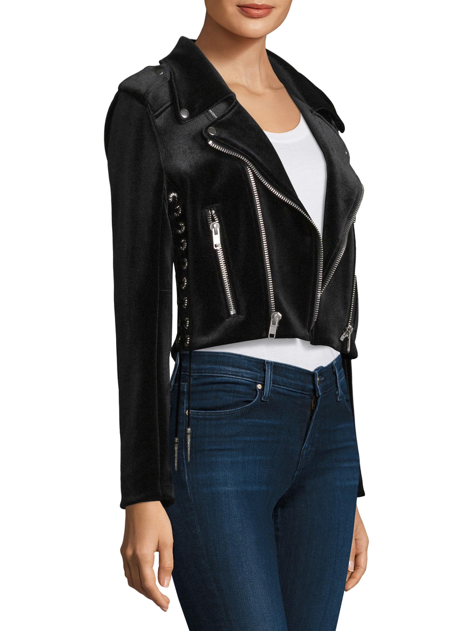 54fe1d2c01 Gallery. Previously sold at: Saks Fifth Avenue · Women's Biker Jackets