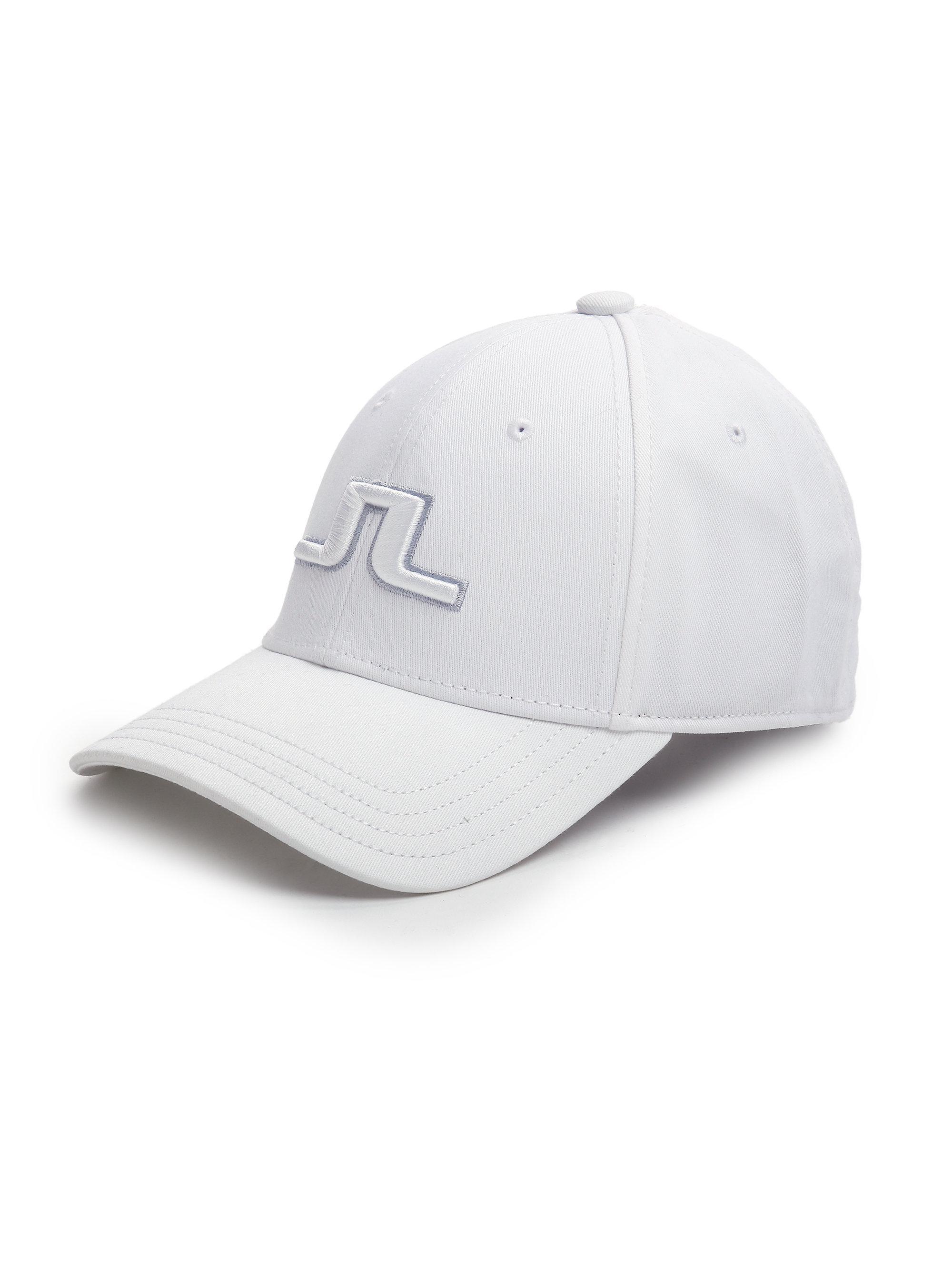 b48d4967ed4 Lyst - J.Lindeberg Banji Baseball Cap in White for Men