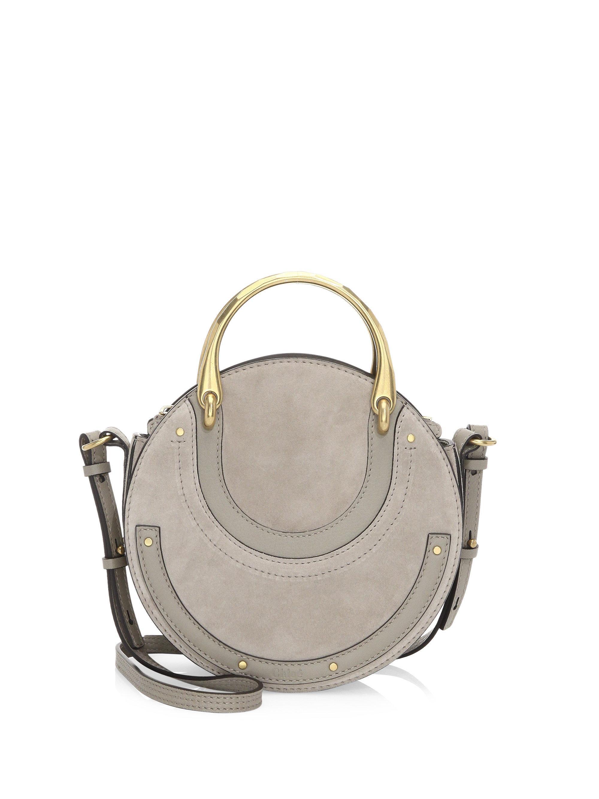 Pixi mini bag - Grey Chlo 1QM1N6