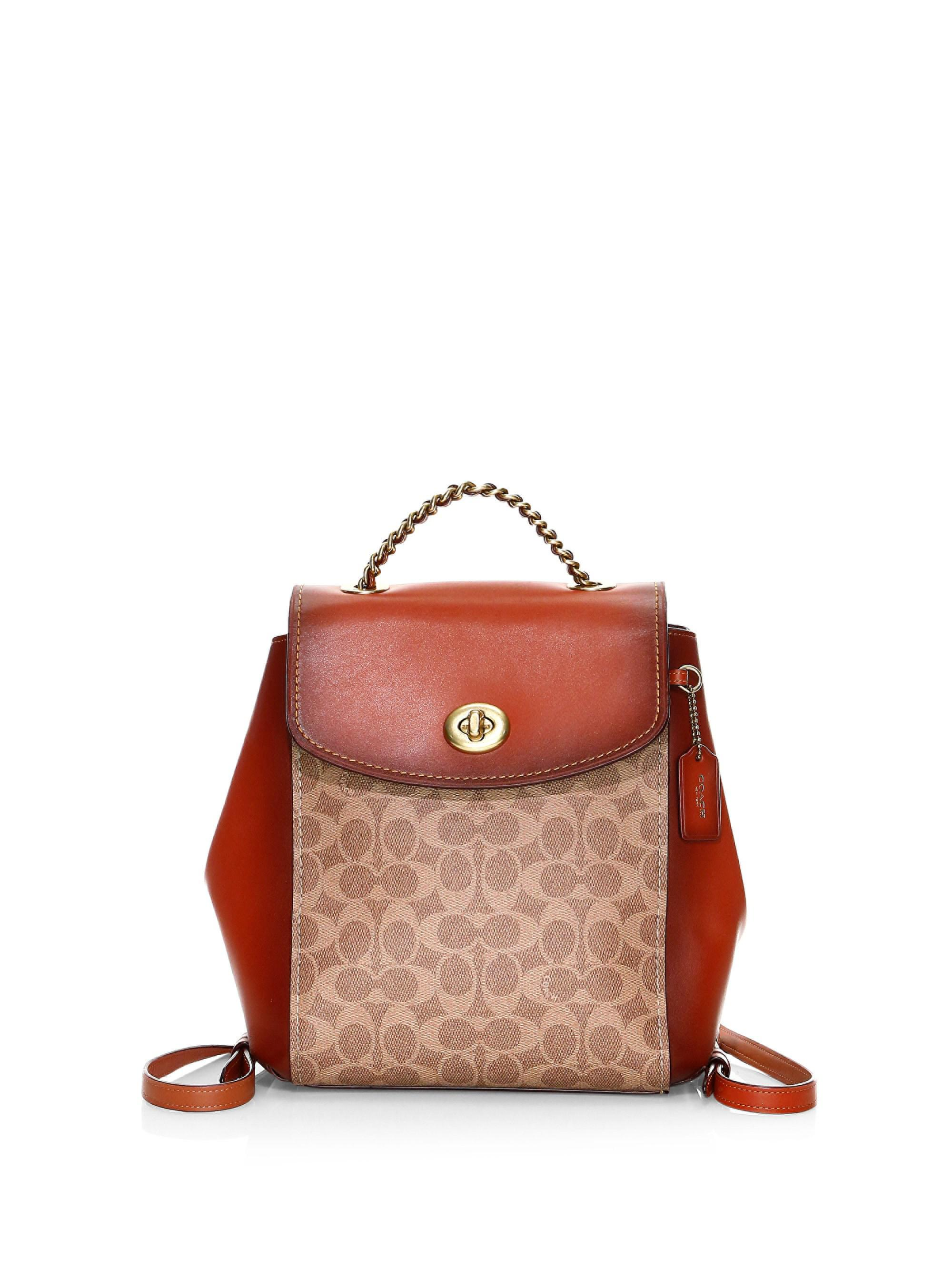 f3b14319f51b COACH Handbags - Lyst