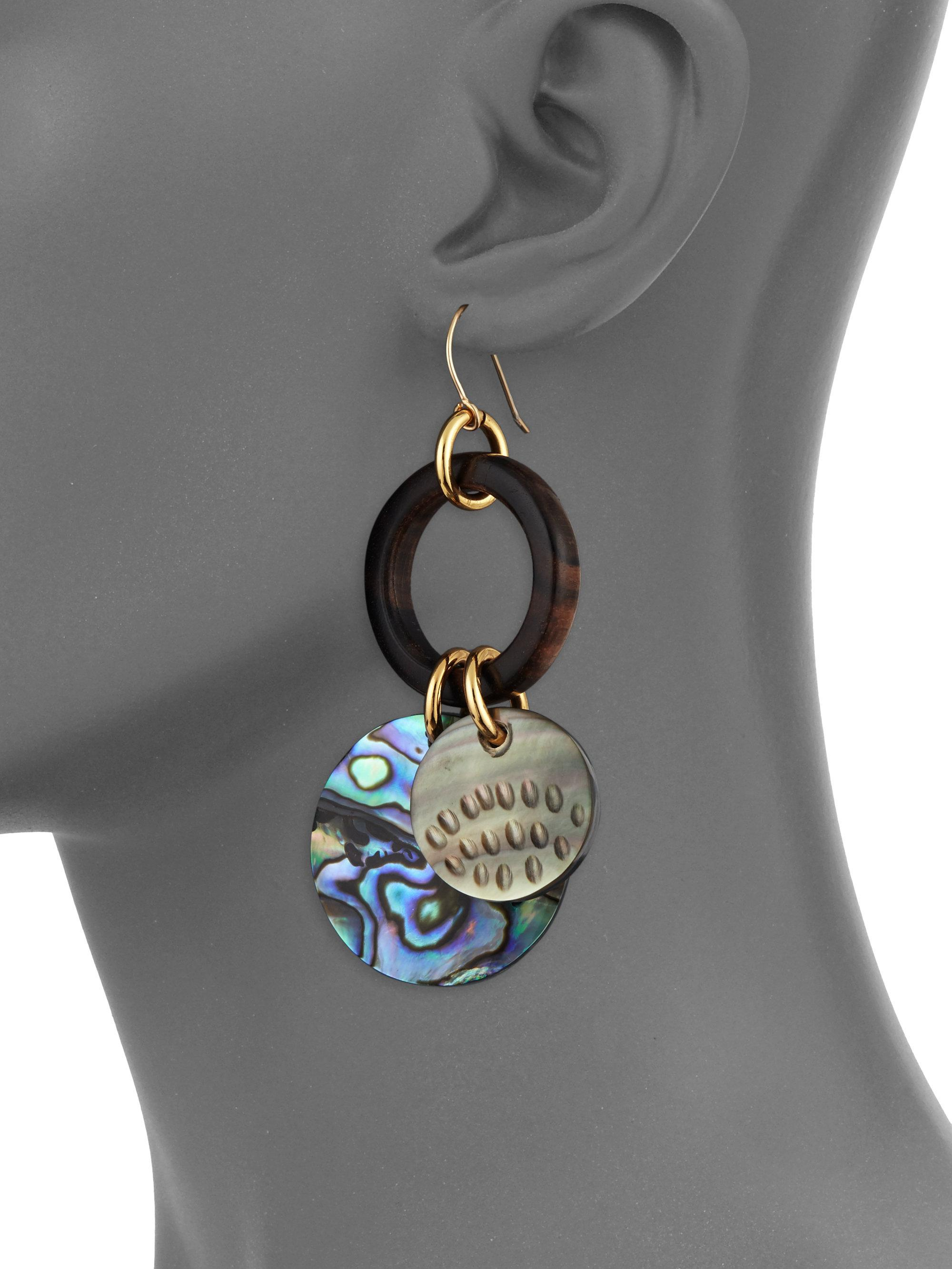 post tuey round stud products from thailand swirl fashioned mesmerizing details silver these shiva shell earring se abalone artisan stone rainbow sterling of designed wht charismatic earrings feature a modish