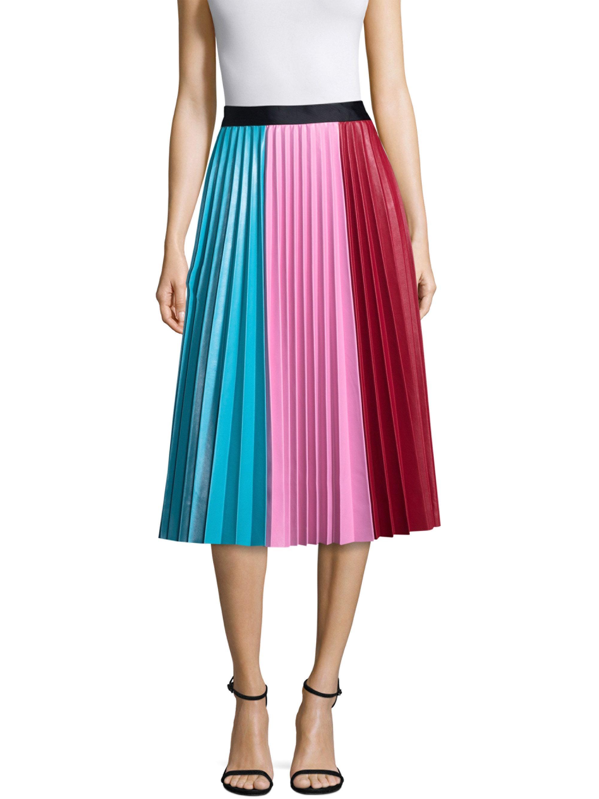 fortune teller pleat skirt - Multicolour Romance Was Born Latest Sale Websites OQkP1r4