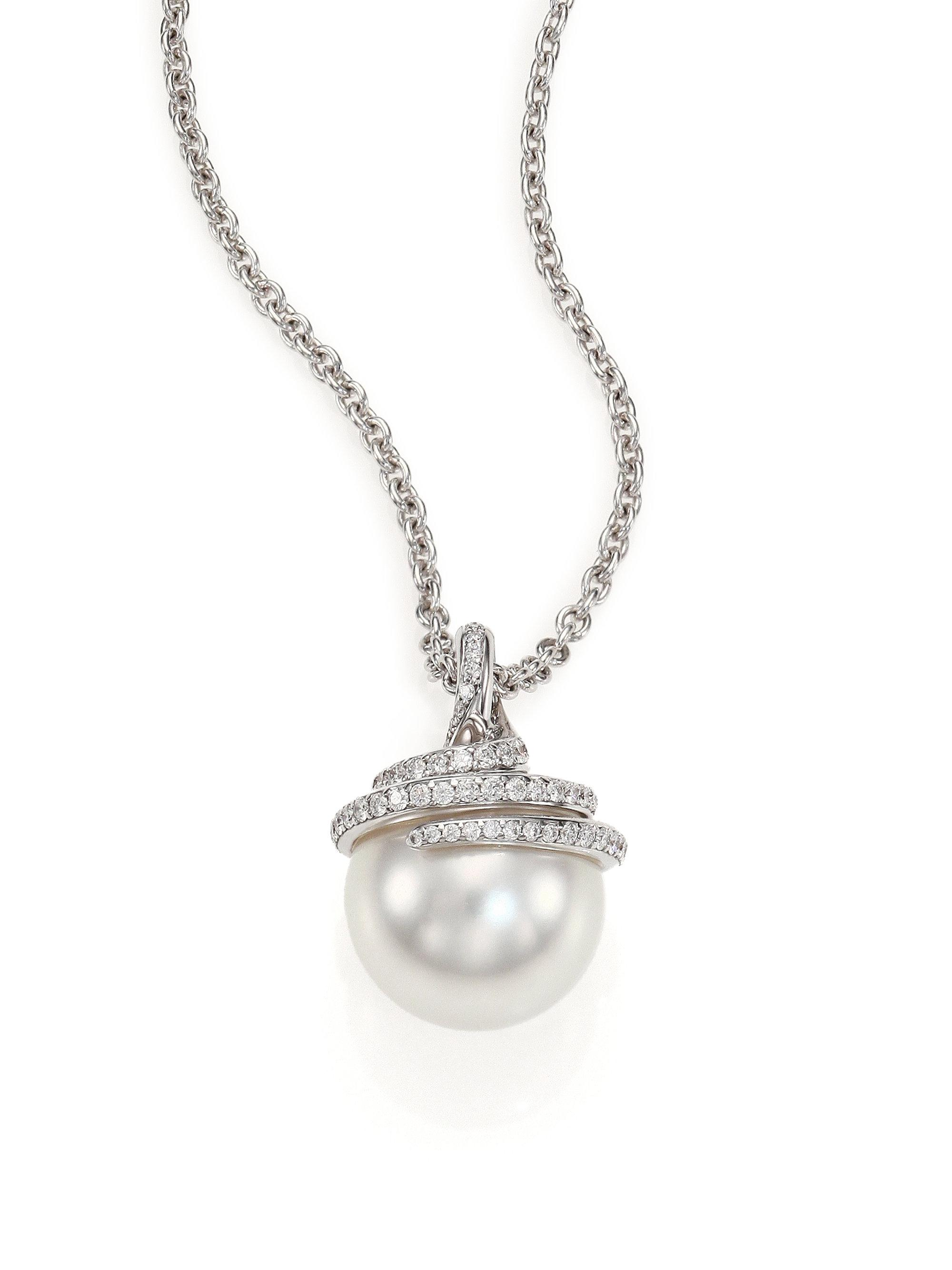 serial pendant silver cultured aa sterling whitepearl frontview necklace white south whitegold mikimoto sea pearl x number round