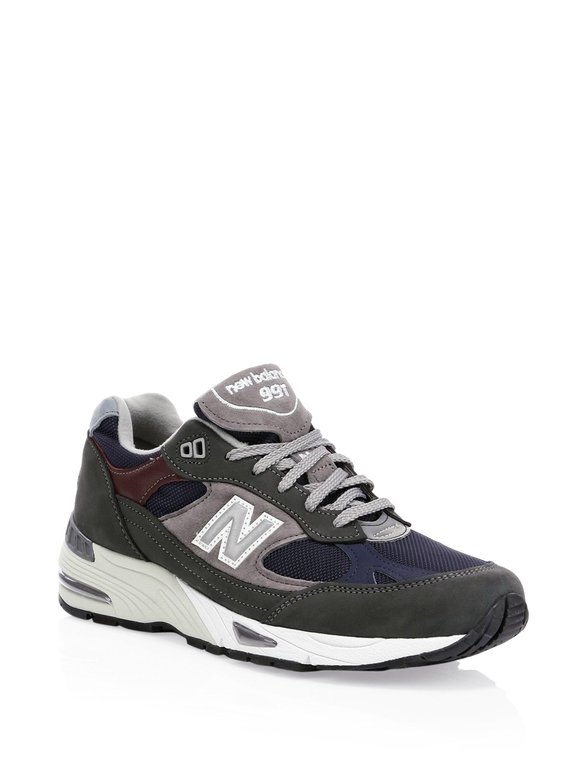 new balance 991 suede