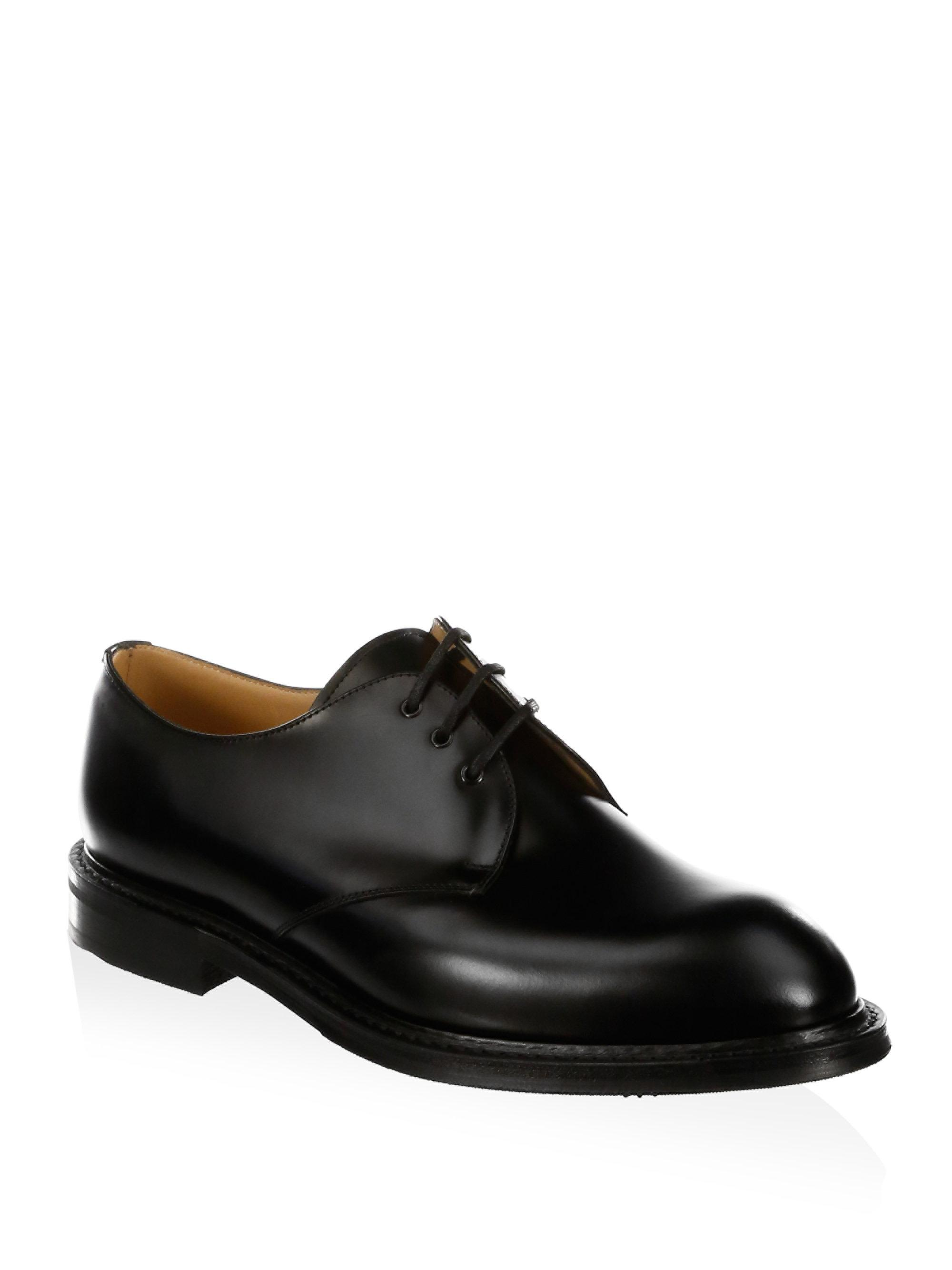 Church's Stance Leather Oxfords Re5fsW