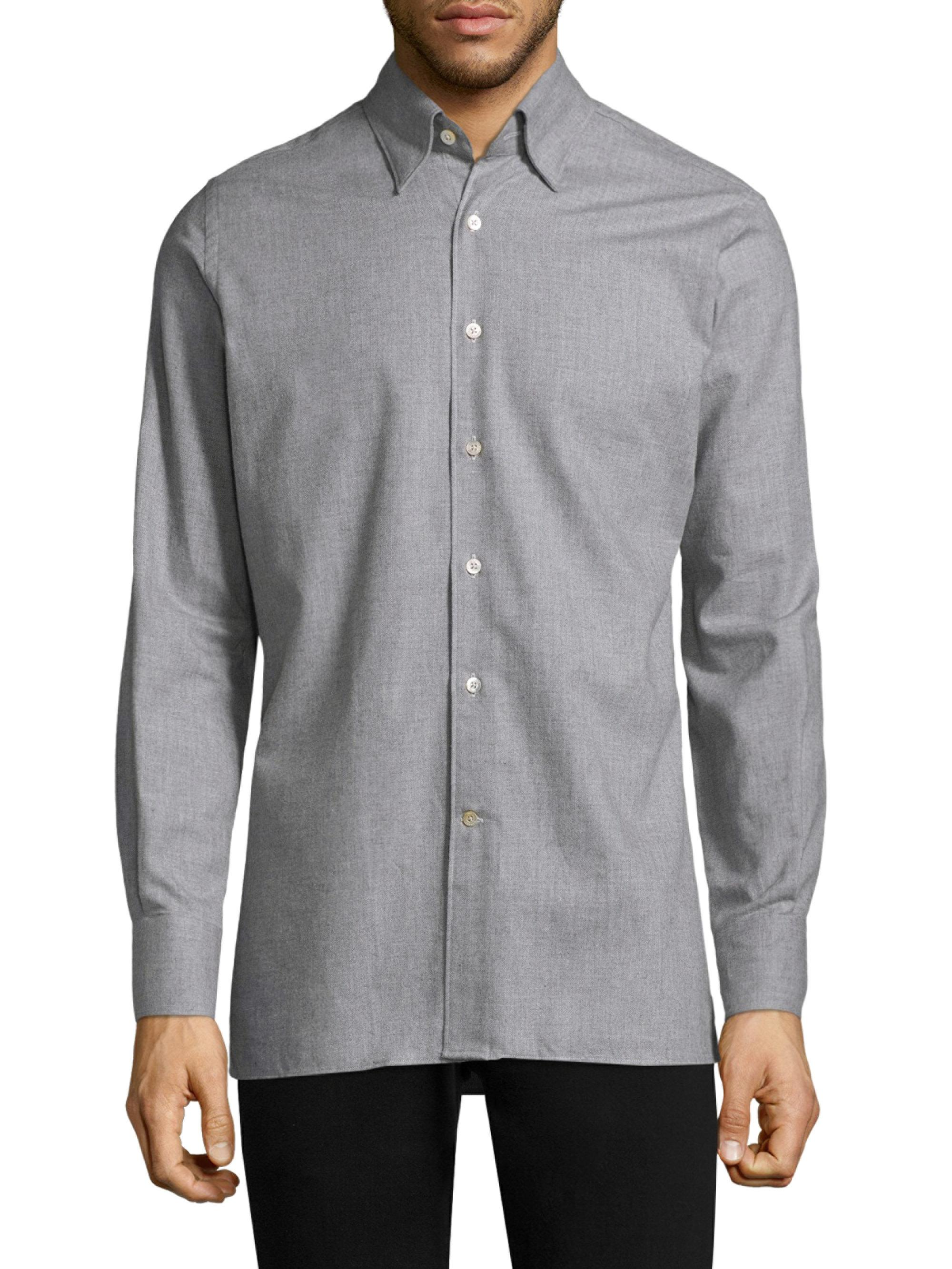 Shop men's casual button-down shirts at Neiman Marcus. Get free shipping on various brands & styles.