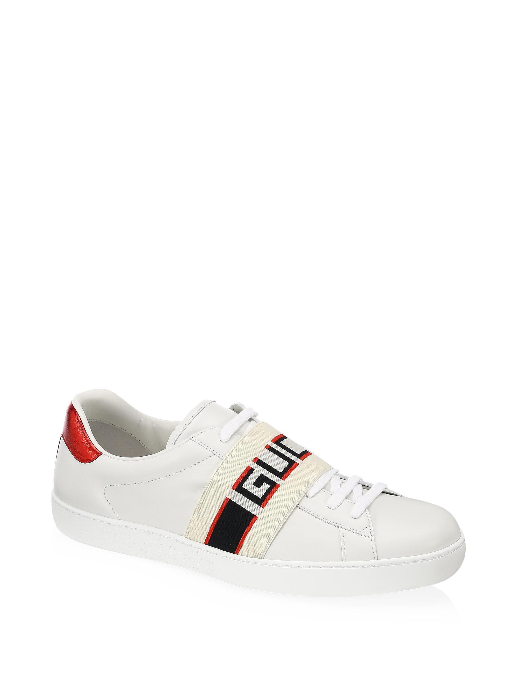 TGNyAvcHbTNew Ace Low-Top Sport Sneakers