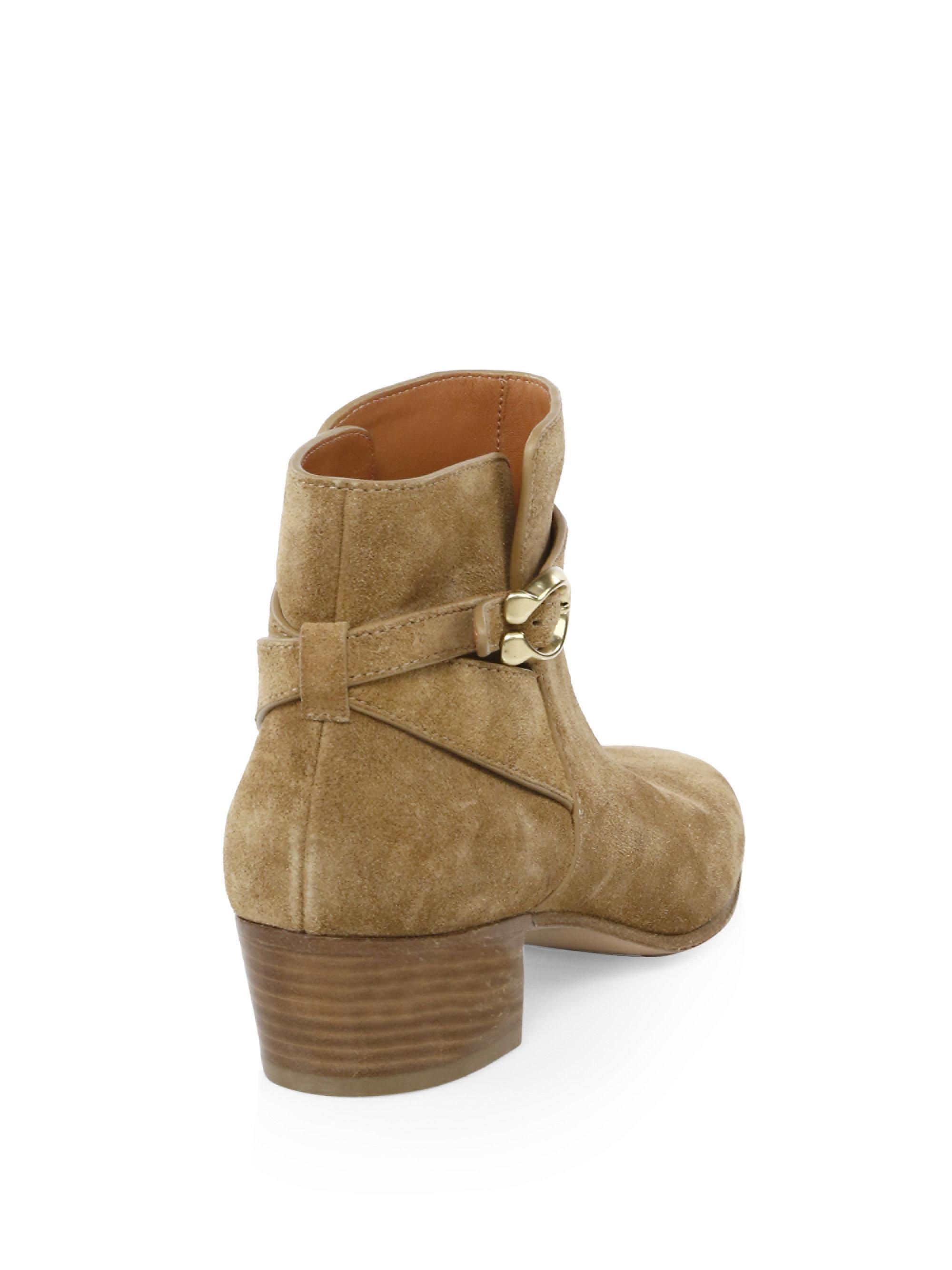 Coach CHRYSTIE - Ankle boots - peanut 8QPla