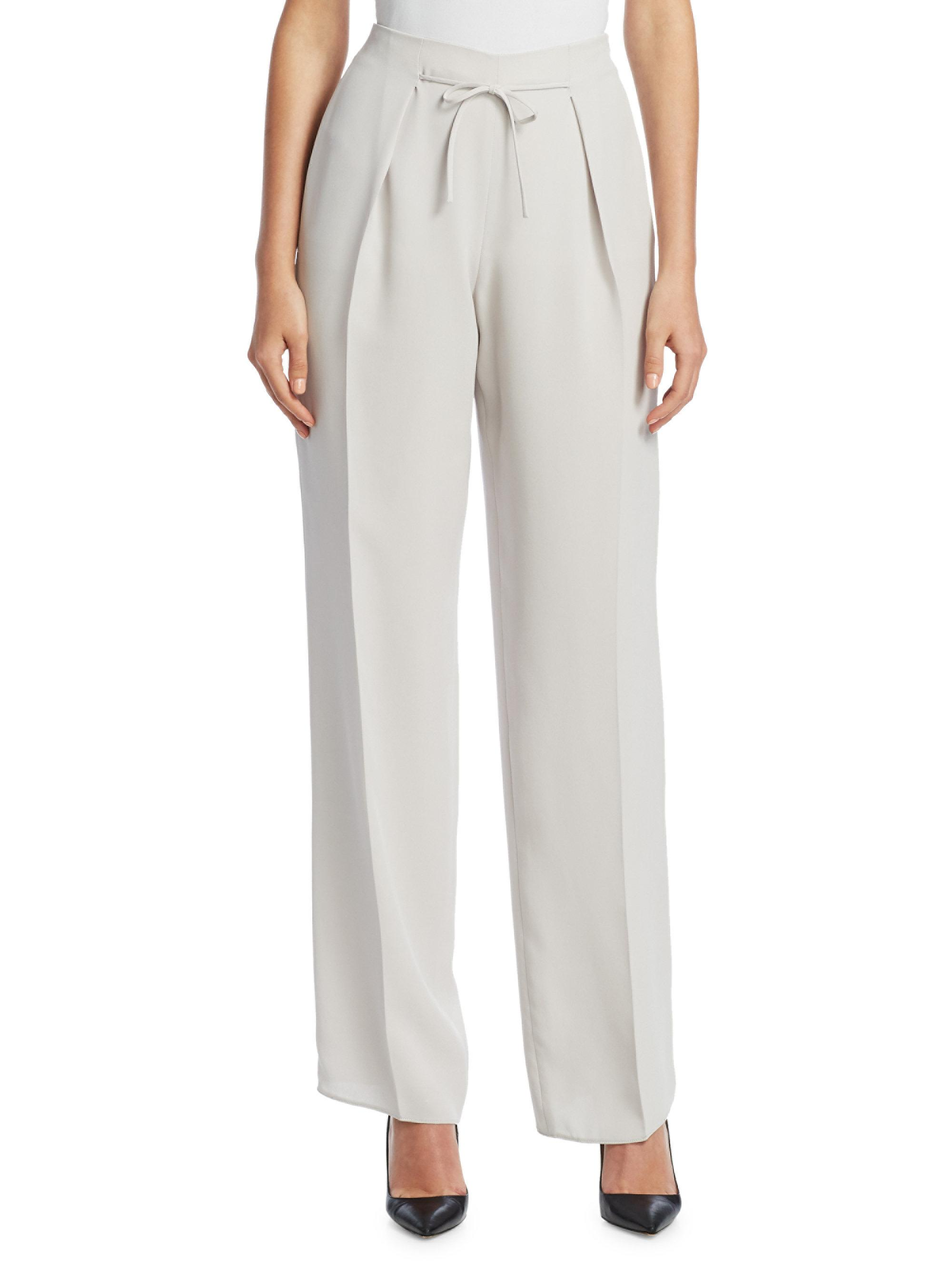 TROUSERS - 3/4-length trousers Emporio Armani iJl5fXKg