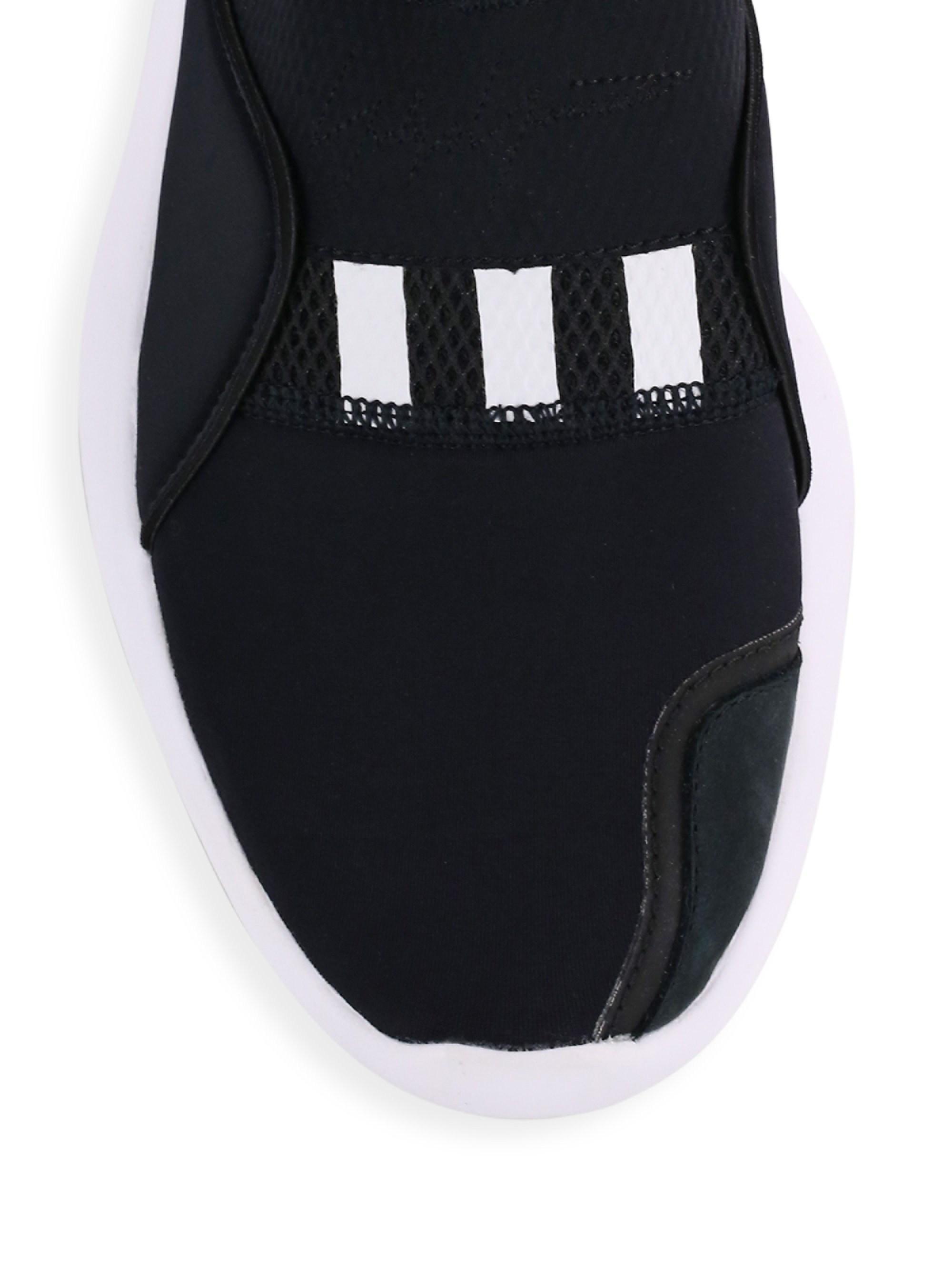 sale retailer 8ed0e e1728 Lyst - Y-3 Men s Suberou Stretch Sneakers - Black in Black for Men
