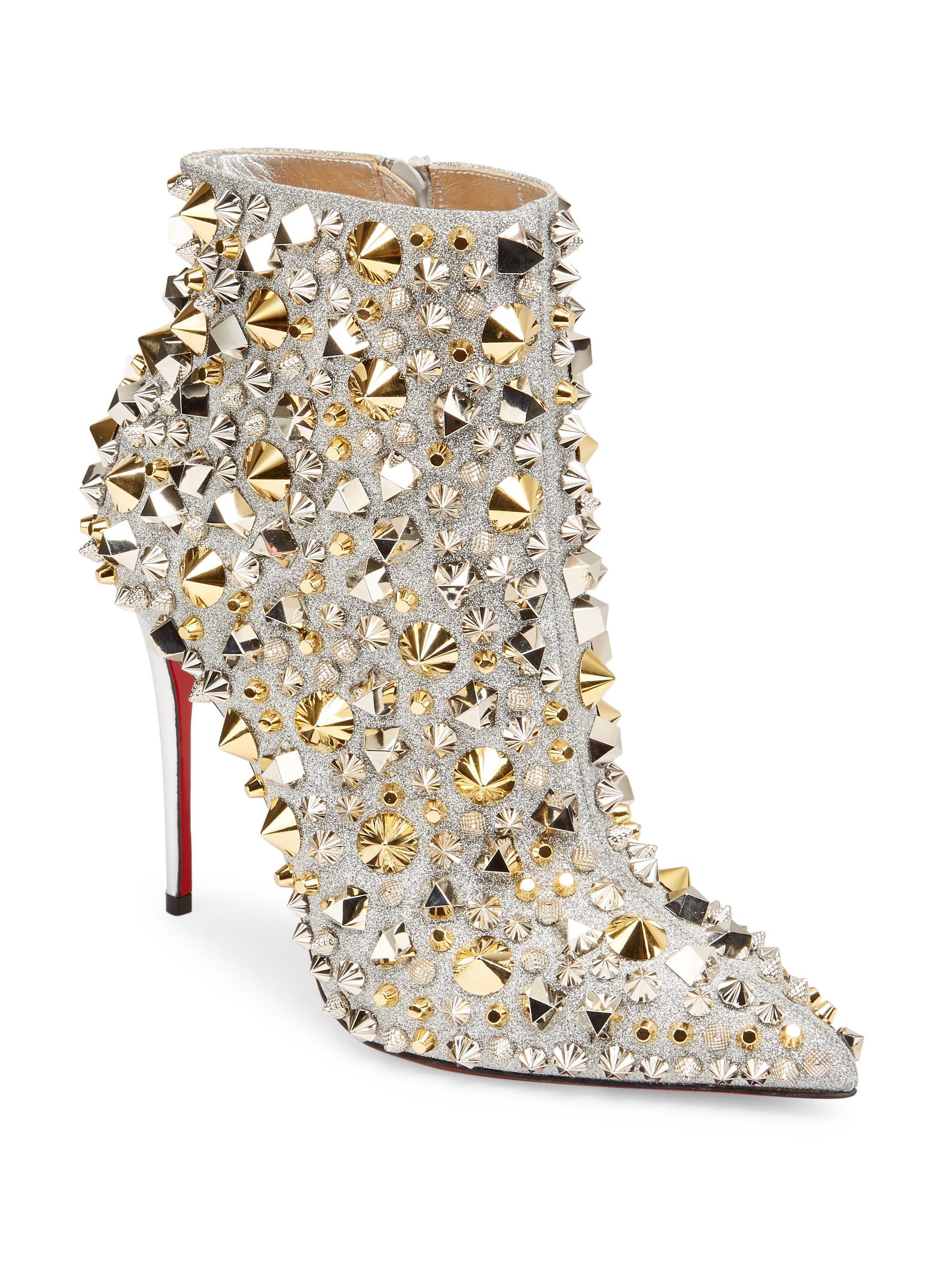 new product 58fc9 bd5d9 cheap louboutin boots saks fifth avenue 473b2 506d8