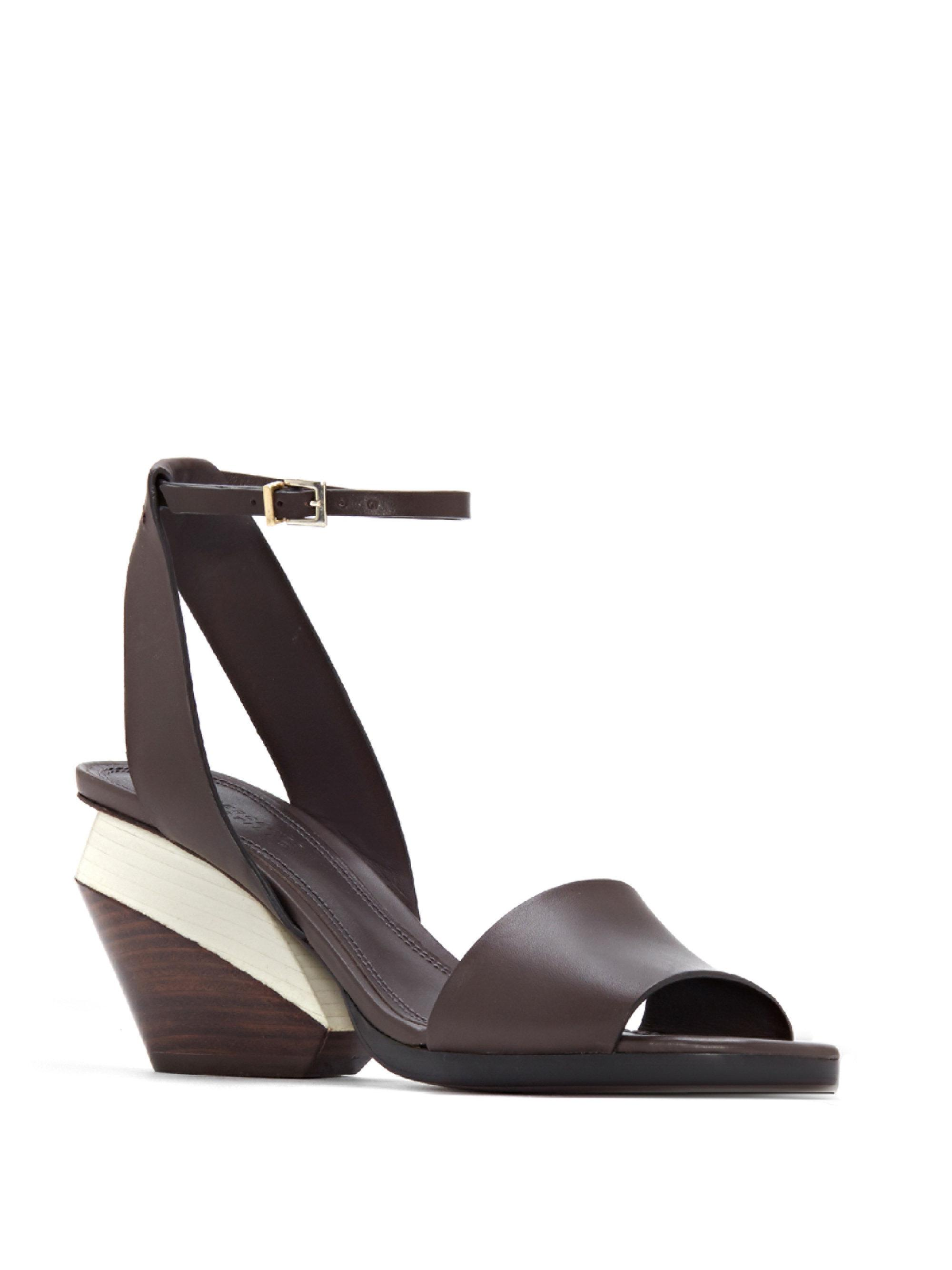 Mercedes Castillo Leather Sandal Amazon Cheap Price Clearance Enjoy Popular Online xFbbdF