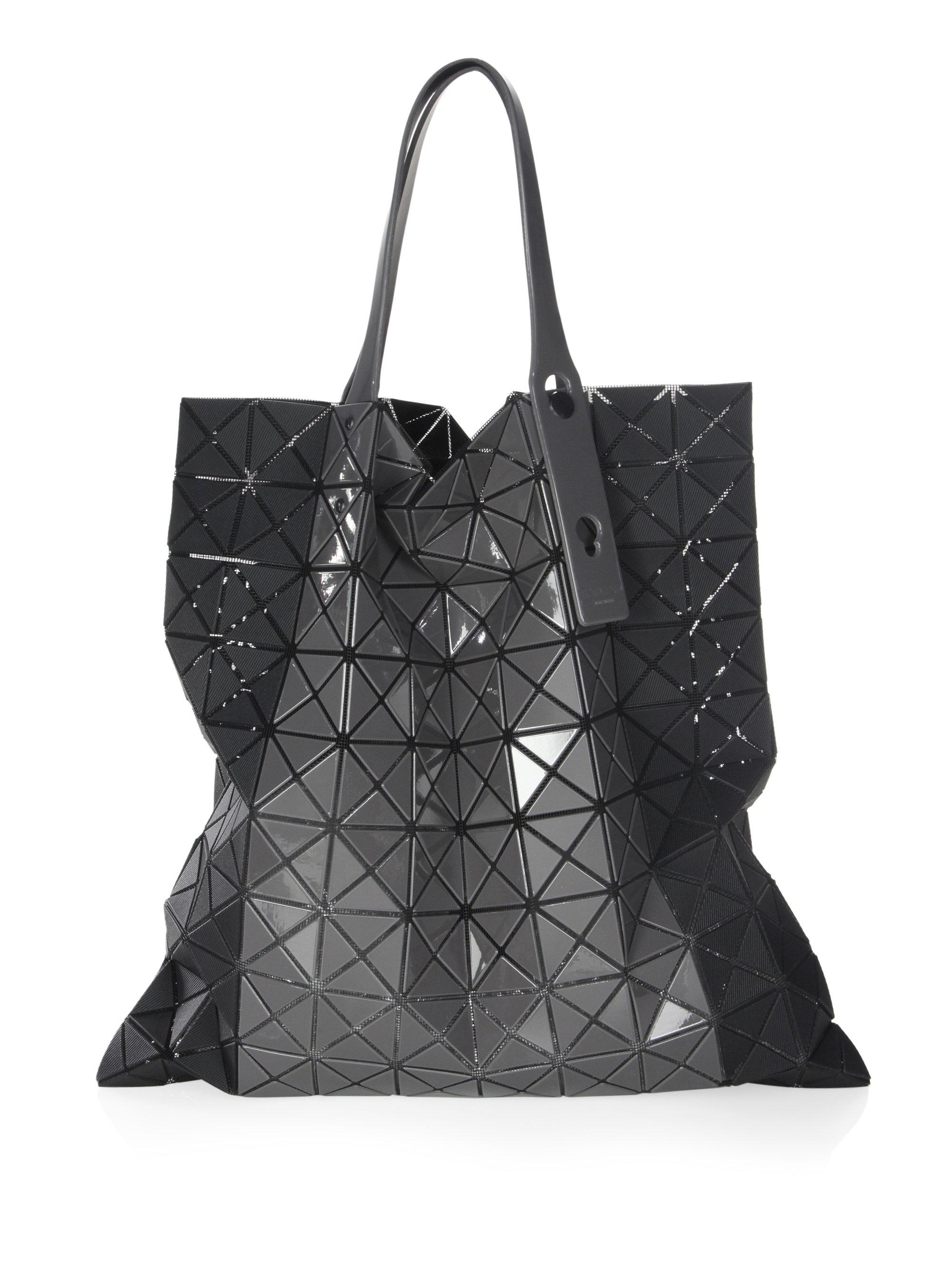 37b36cf6b9 Gallery. Previously sold at  Saks Fifth Avenue · Women s Bao Bao Issey  Miyake Prism ...