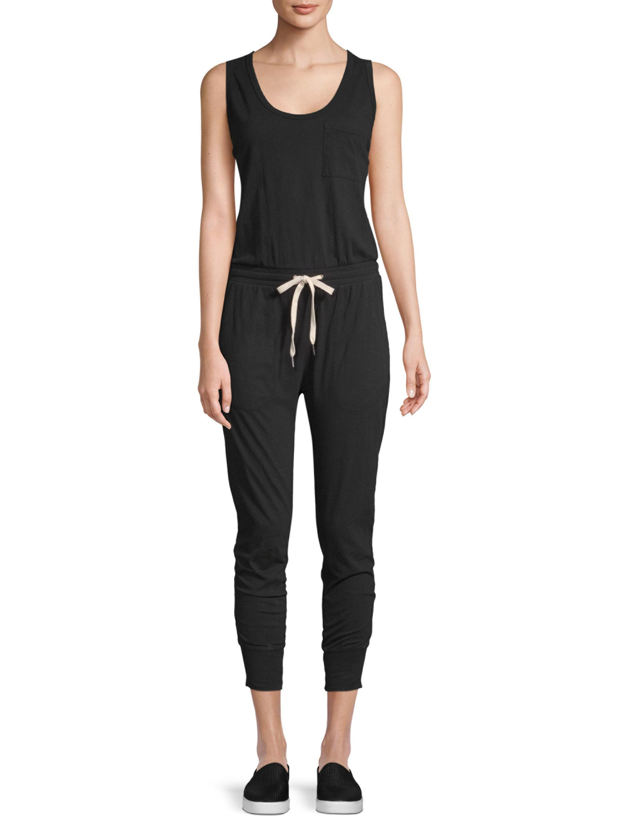 34562a683bfe Lyst - n PHILANTHROPY Opal Jumpsuit in Black