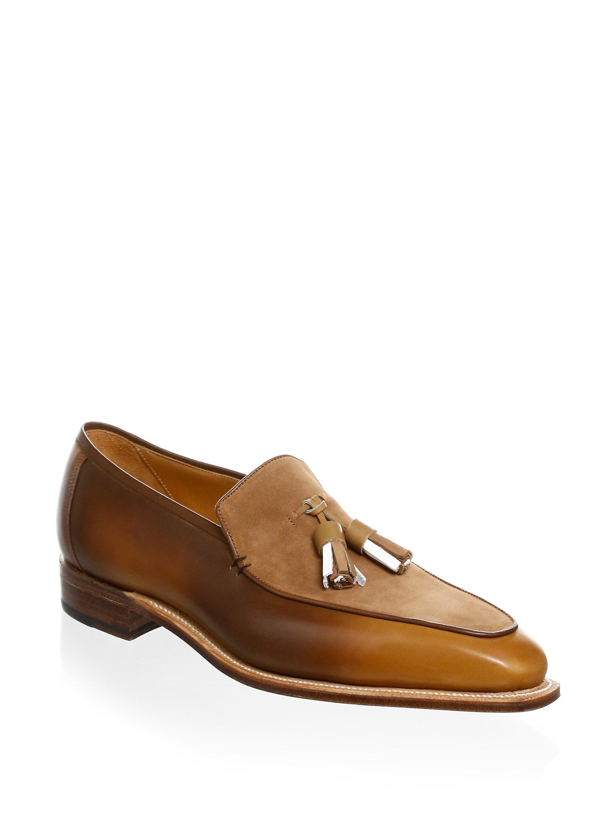CORTHAY Dover Tassel Loafers SbD1rHjM