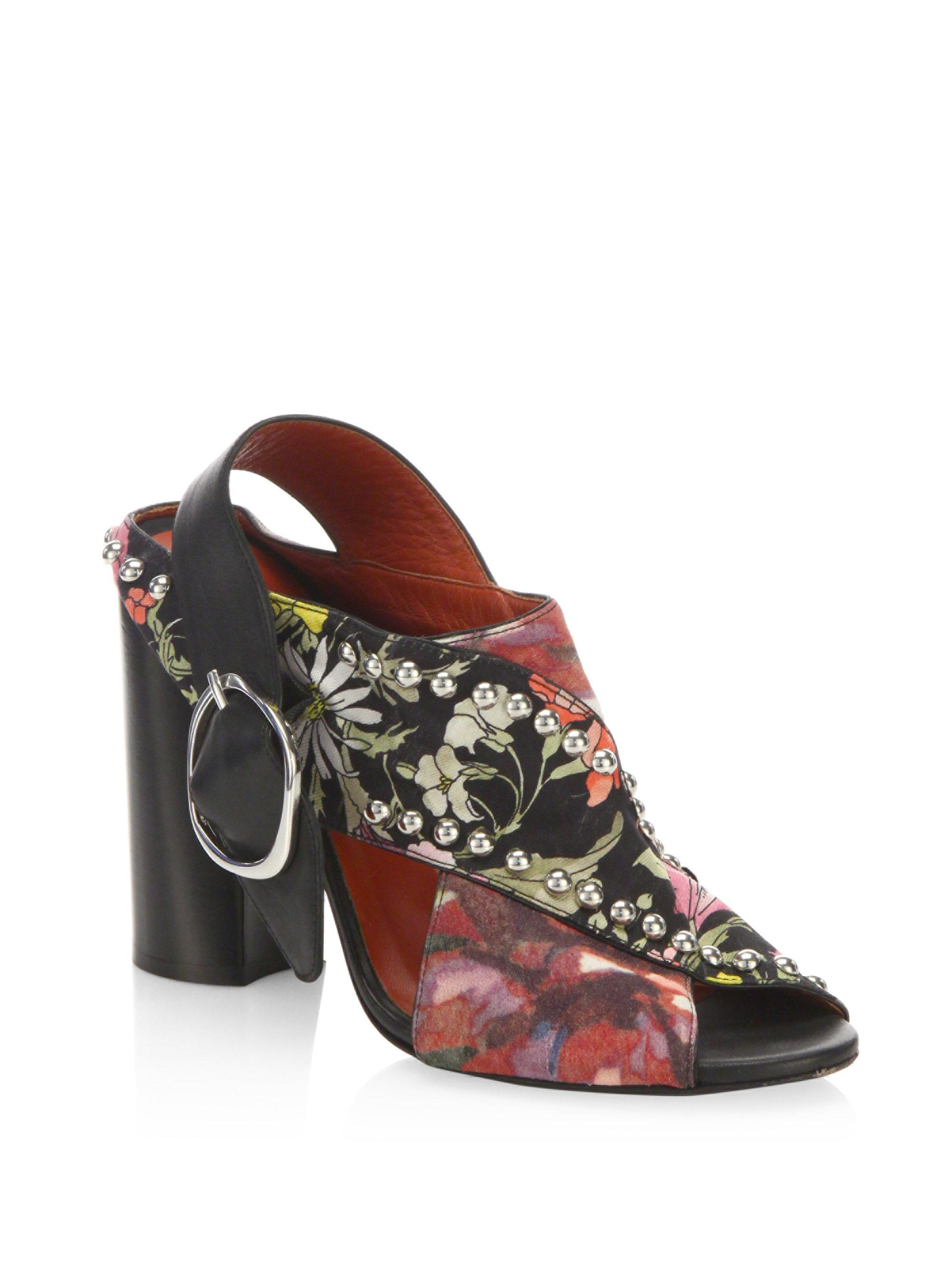 Womens Patsy Floral Slingback Sandals 3.1 Phillip Lim d1aNuqRB