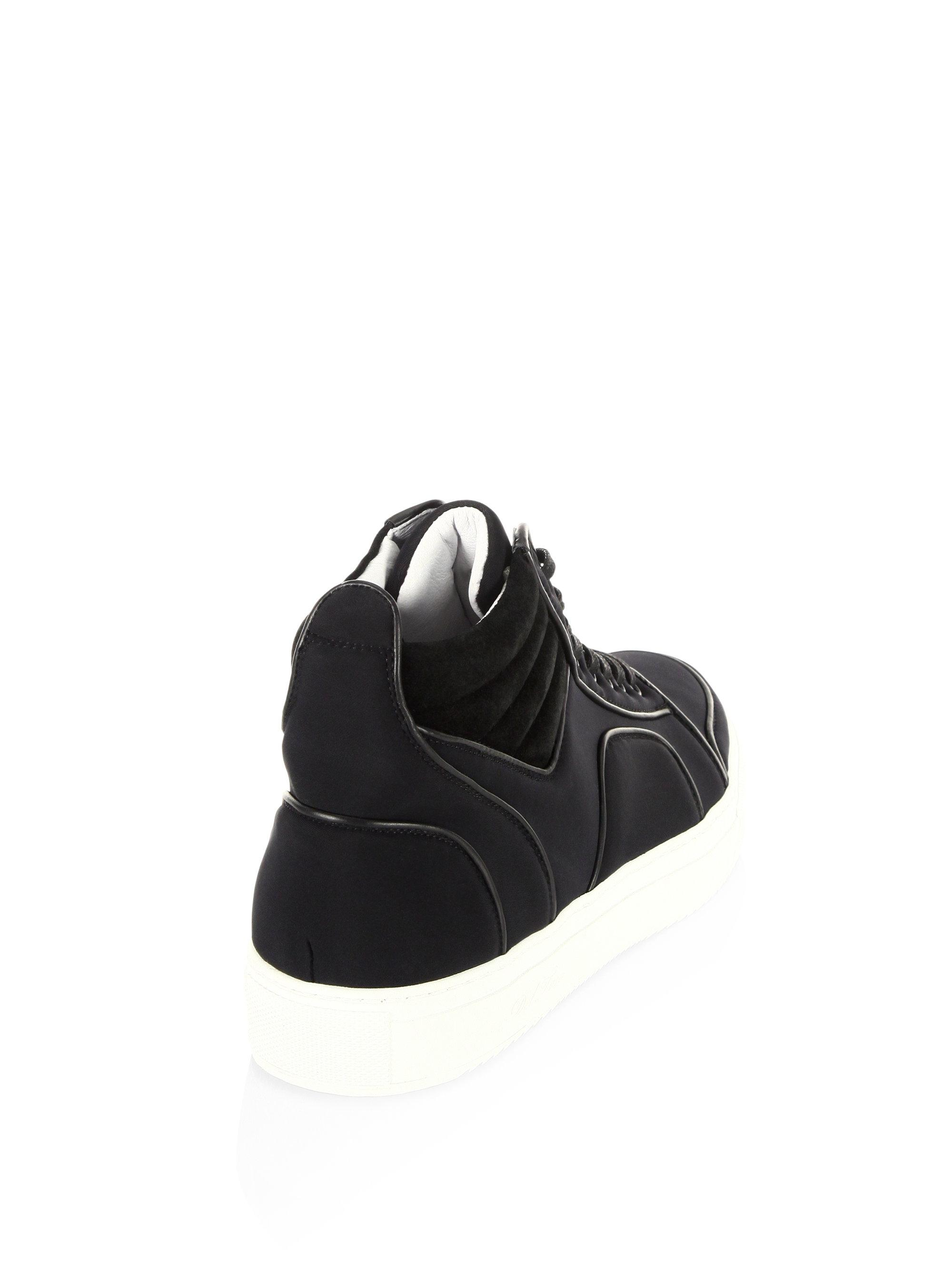DEL TORO Neoprene Boxing Sneakers GCLLbSPzM8