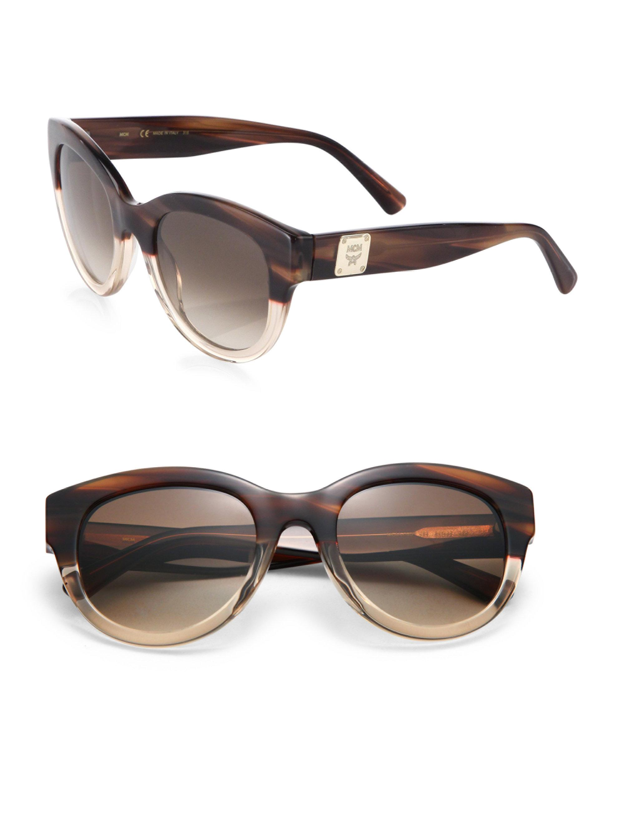 94658d0371 Gallery. Previously sold at  Saks Fifth Avenue · Women s Cat Eye Sunglasses
