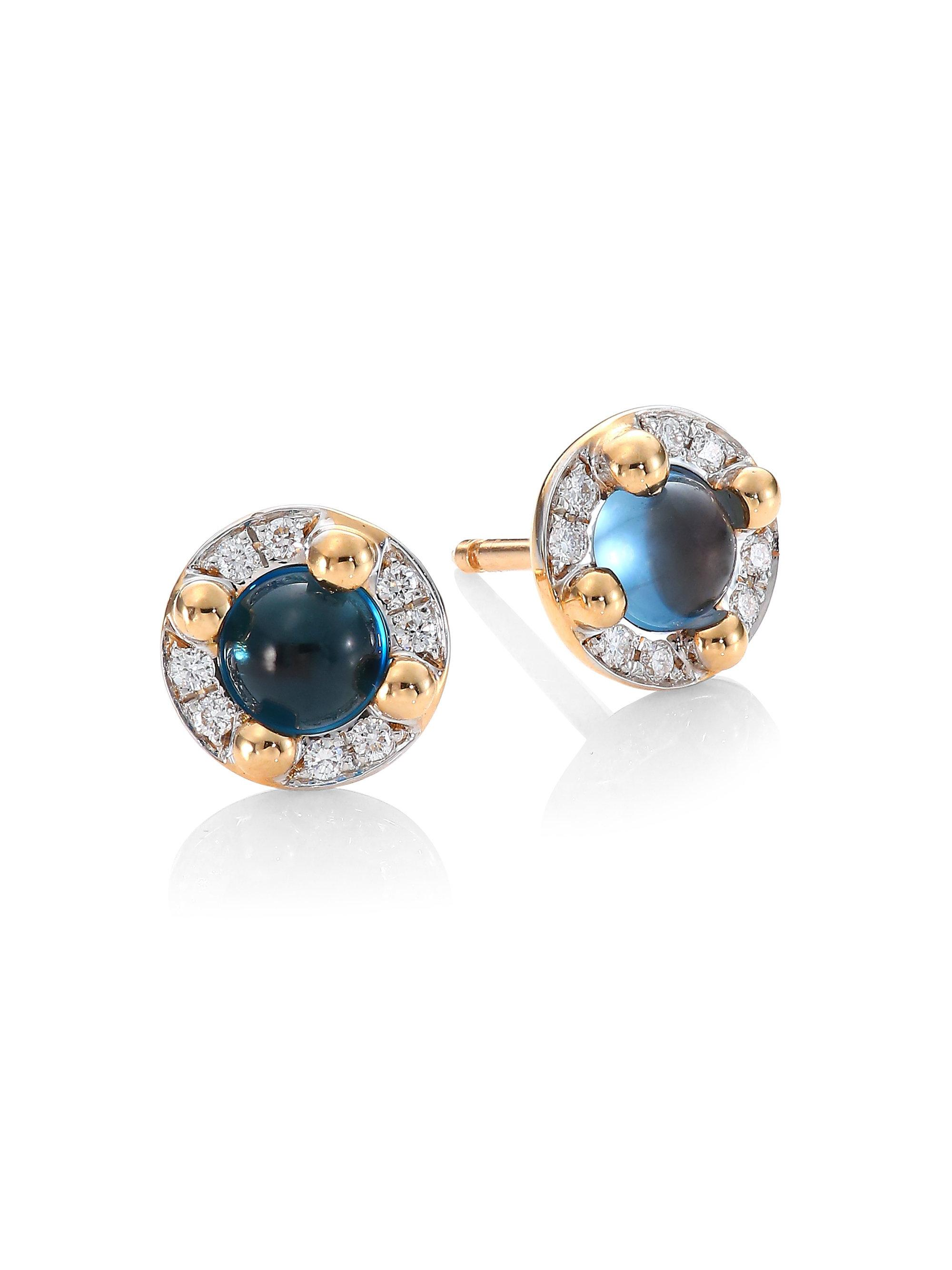 normal lyst stud blue jewelry diamond gallery kalan gold white suzanne baguette layered by earrings topaz soleil product
