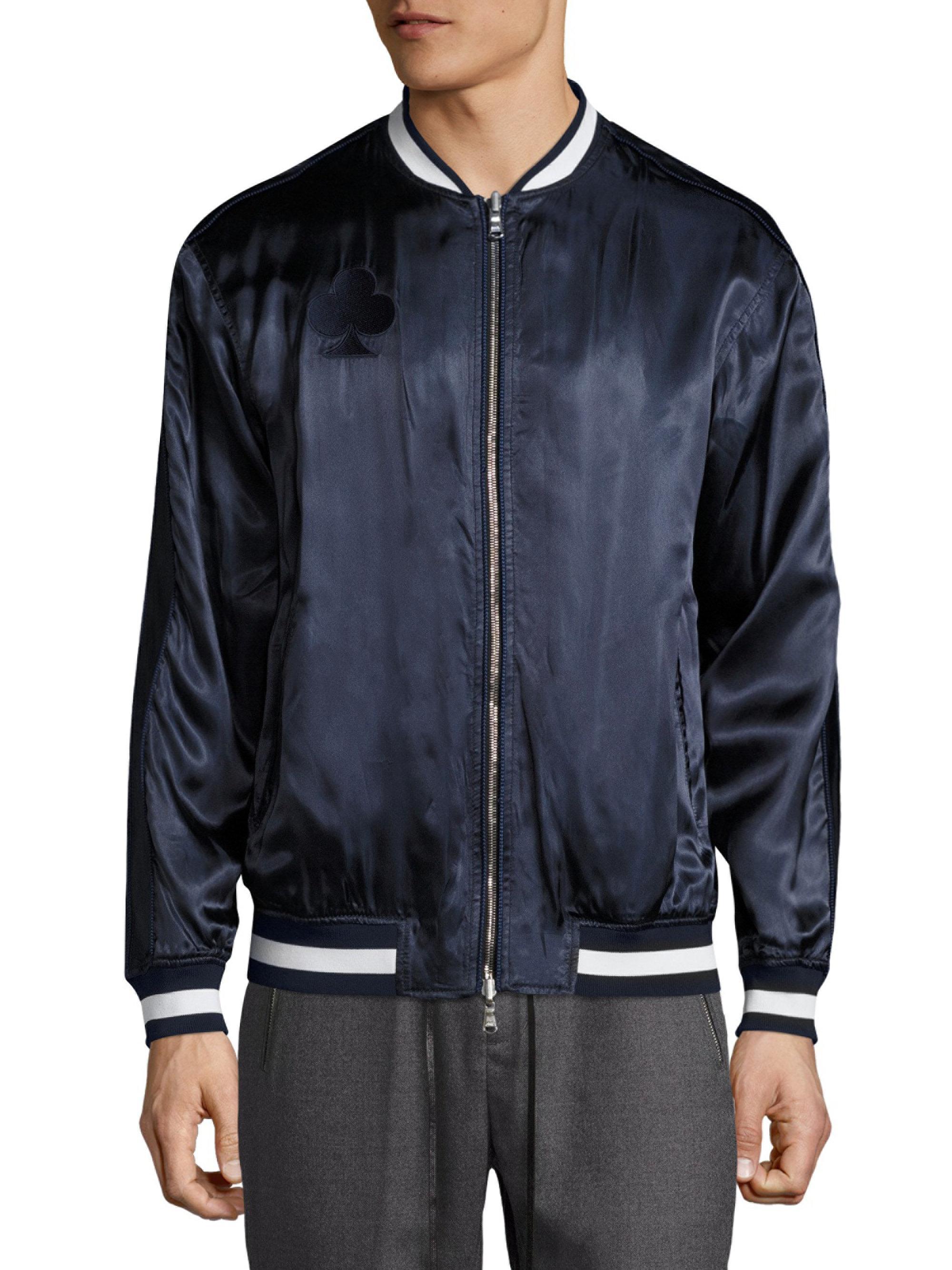 Lyst 3 1 Phillip Lim Reversible Leopard Souvenir Jacket