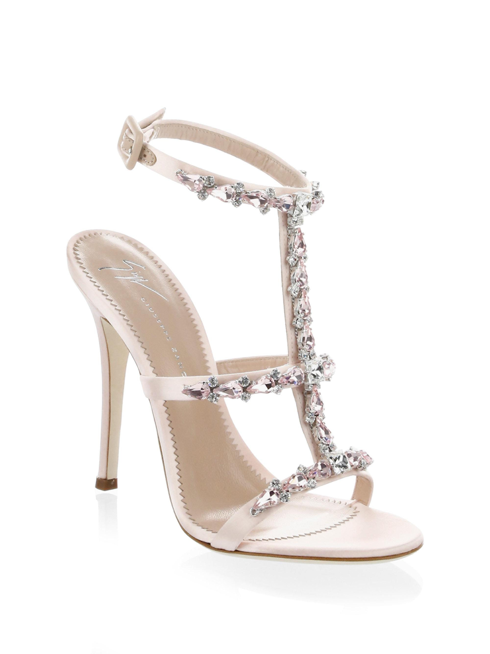 Alien Crystal-embellished Python-effect And Patent-leather Sandals - Beige Giuseppe Zanotti Quality Outlet Store Cheap Sale 2018 Unisex Buy Cheap Footlocker Pictures Factory Outlet Online With Credit Card R6DUQygPsb