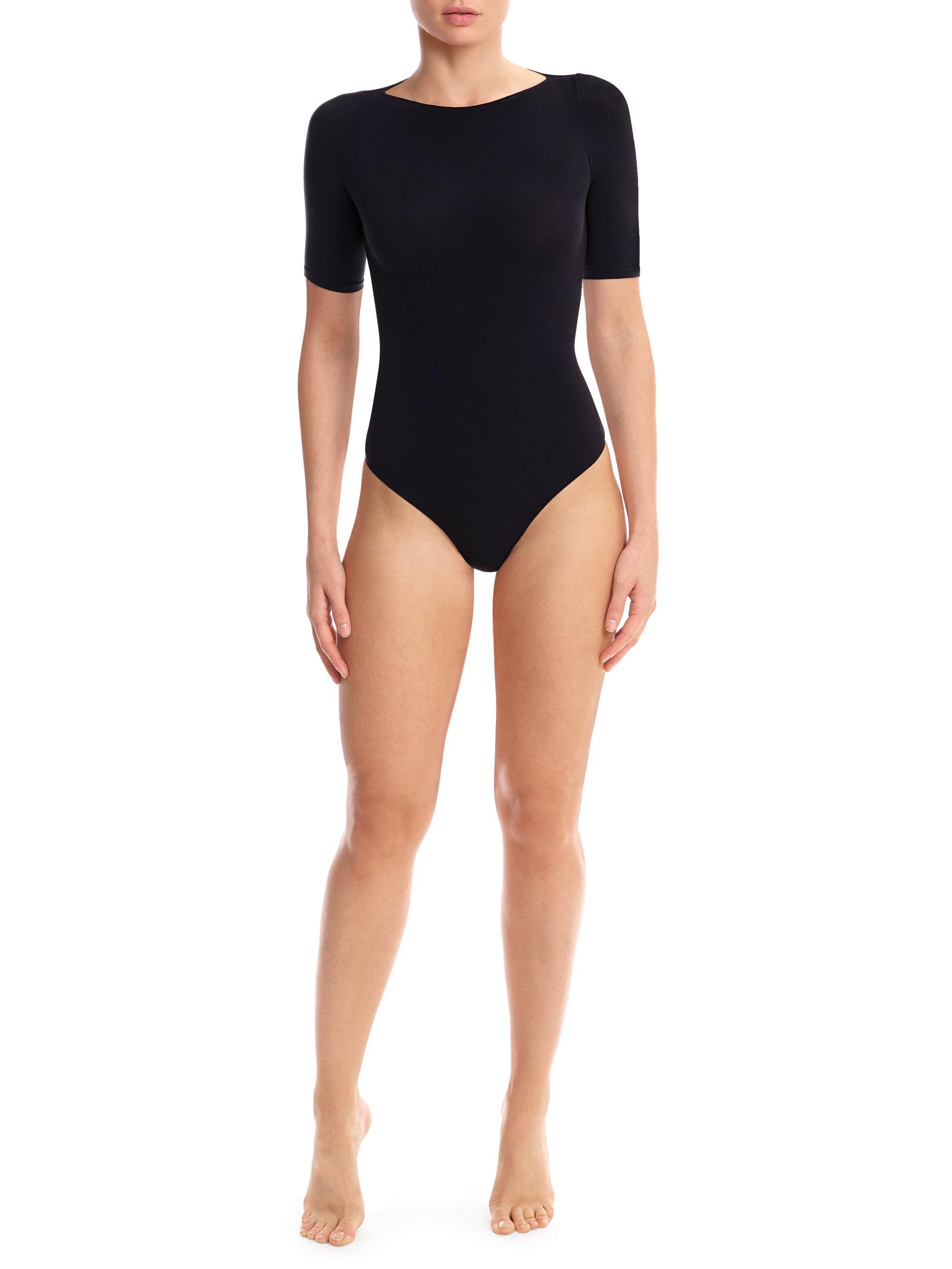Commando Ballet Body Boatneck Bodysuit ad4AZVz05