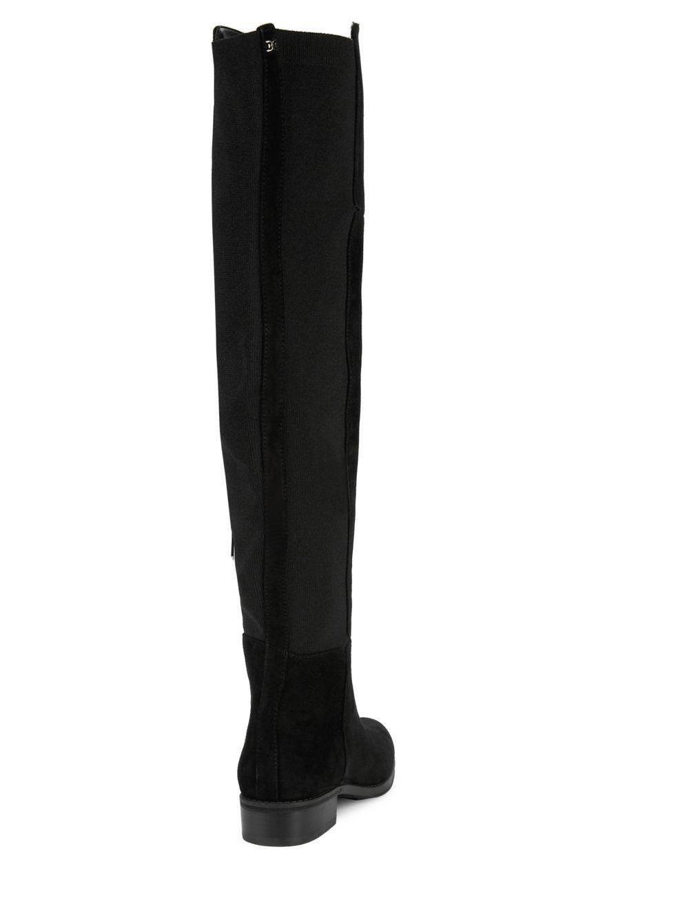 fd5336b3b79 Lyst - Sam Edelman Pam Over-the-knee Boots in Black - Save 14%