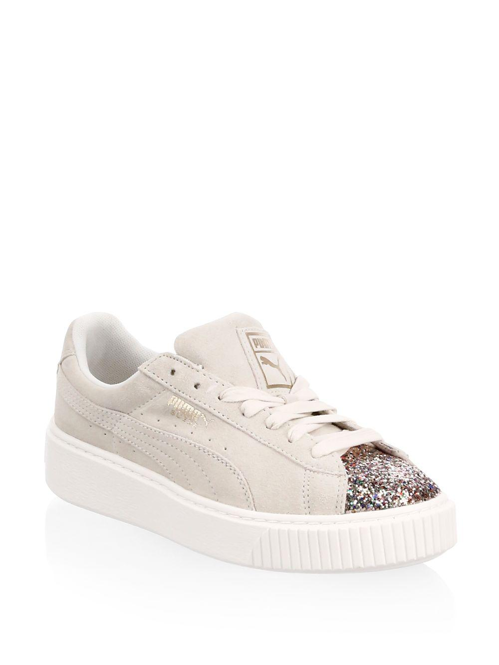 2ed0c6230af1 Lyst - Puma Fierce Rope Sneakers in White - Save 41.0%