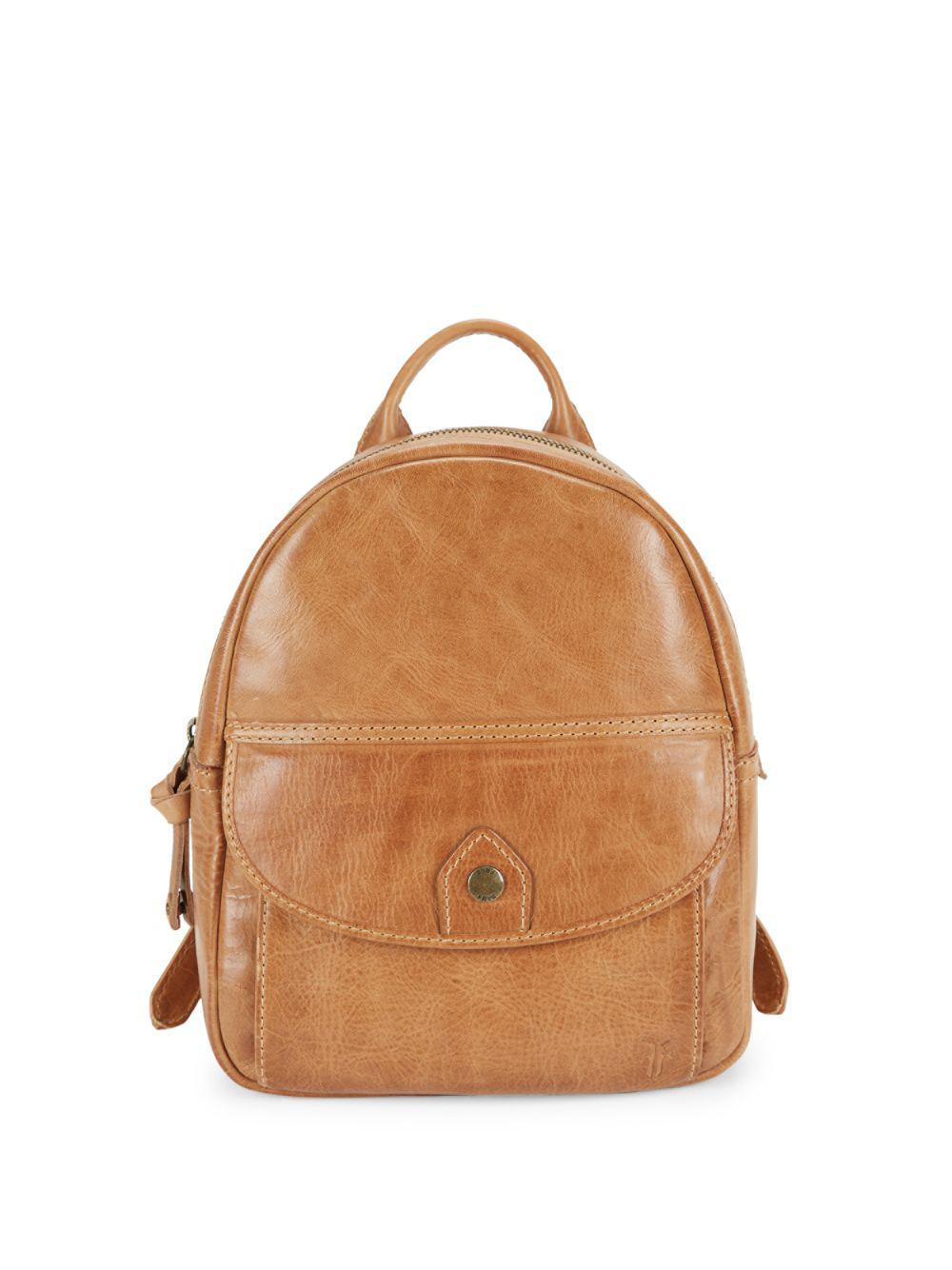 53be55d298 Frye Melissa Mini Backpack in Brown - Lyst