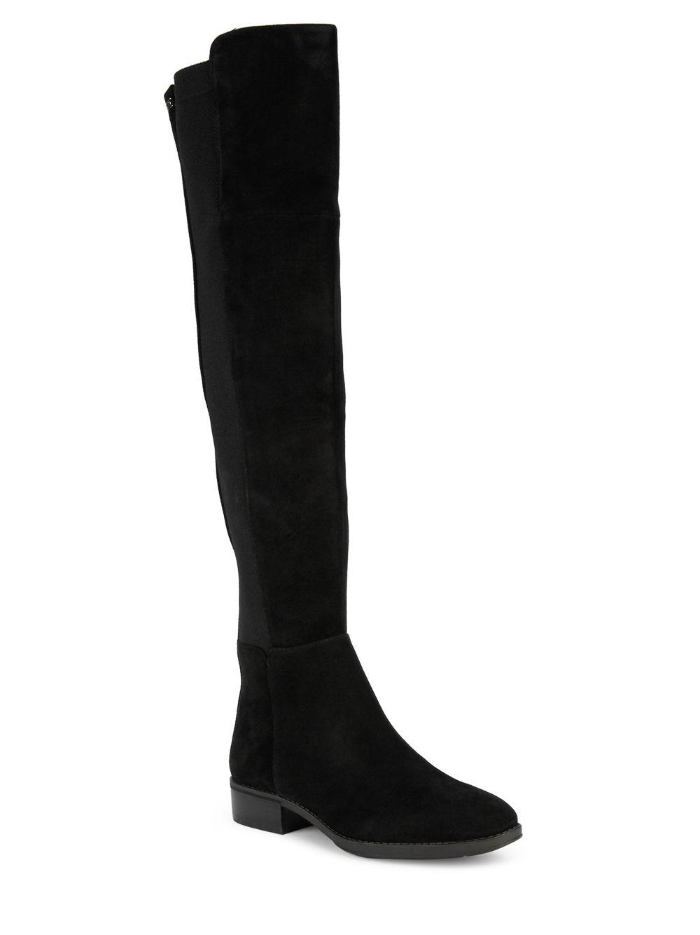 7bc4ea799ea Lyst - Sam Edelman Pam Over-the-knee Boots in Black - Save 14%