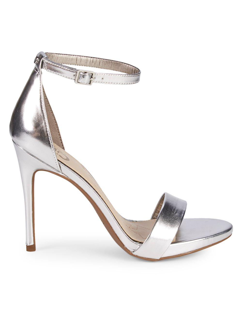 aac342284bae42 Circus By Sam Edelman Angela Ankle-strap Stiletto Sandals in ...