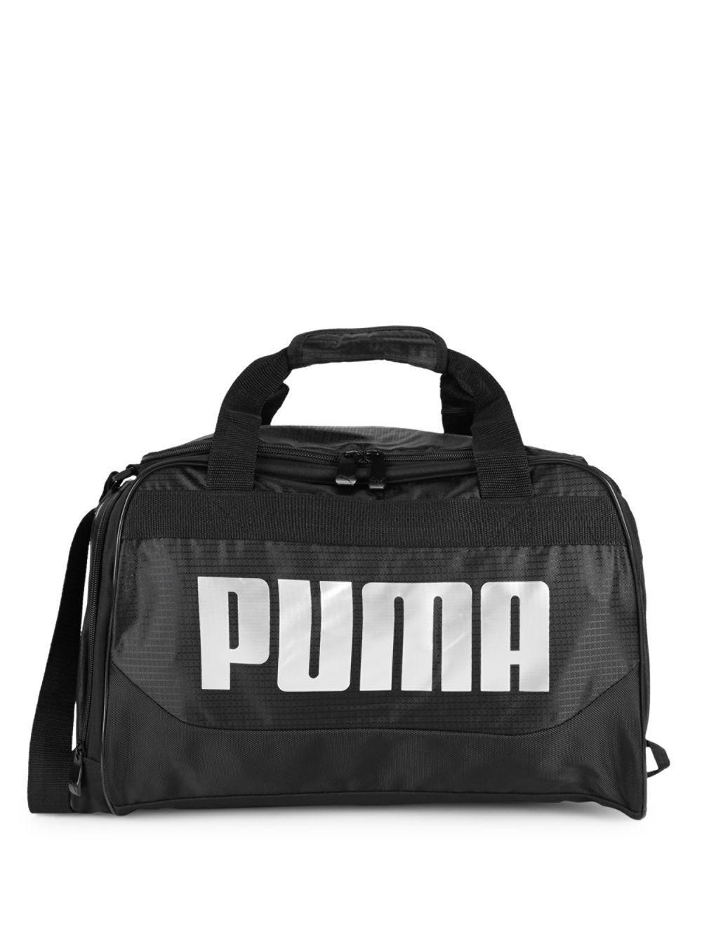 c52bf0a994 Puma Evercat Transformation 3 Duffel Bag in Black for Men - Lyst