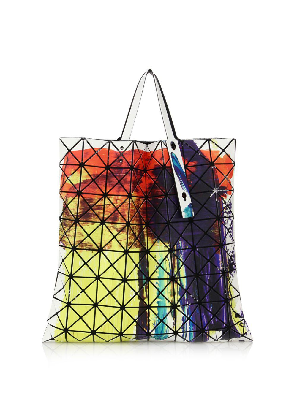 Lyst - Bao Bao Issey Miyake Soul Multicolor Tote - Save 40% f916937a38